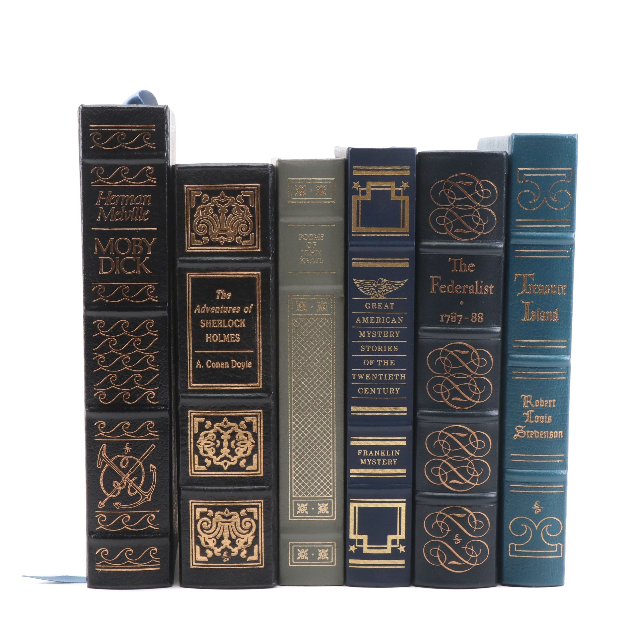 Easton Press and Franklin Library Leather Bound Classics