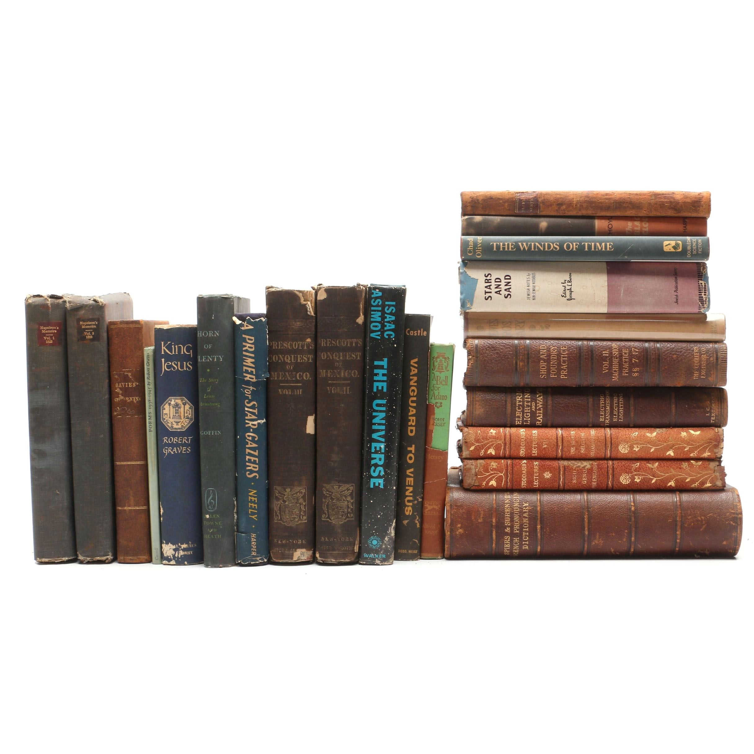 Vintage Cosmology Books and More