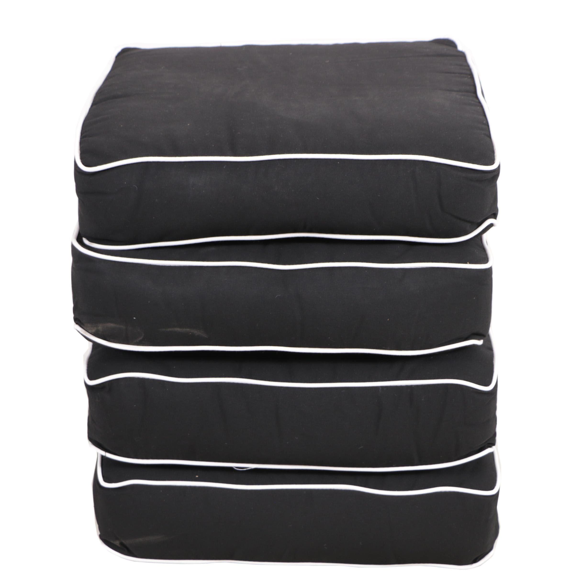 Sunbrella Canvas Outdoor Seat Cushions