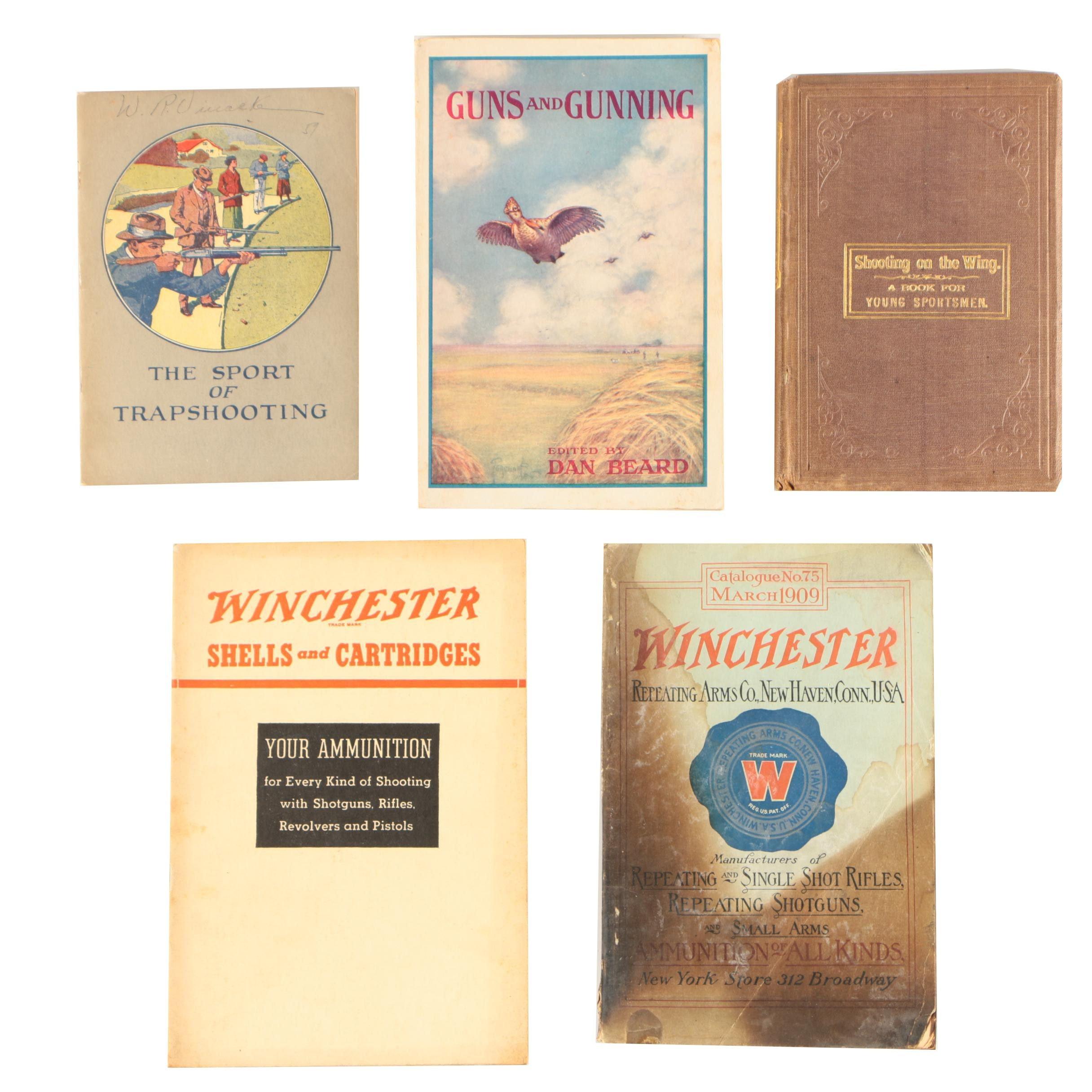 Vintage Shooting Books