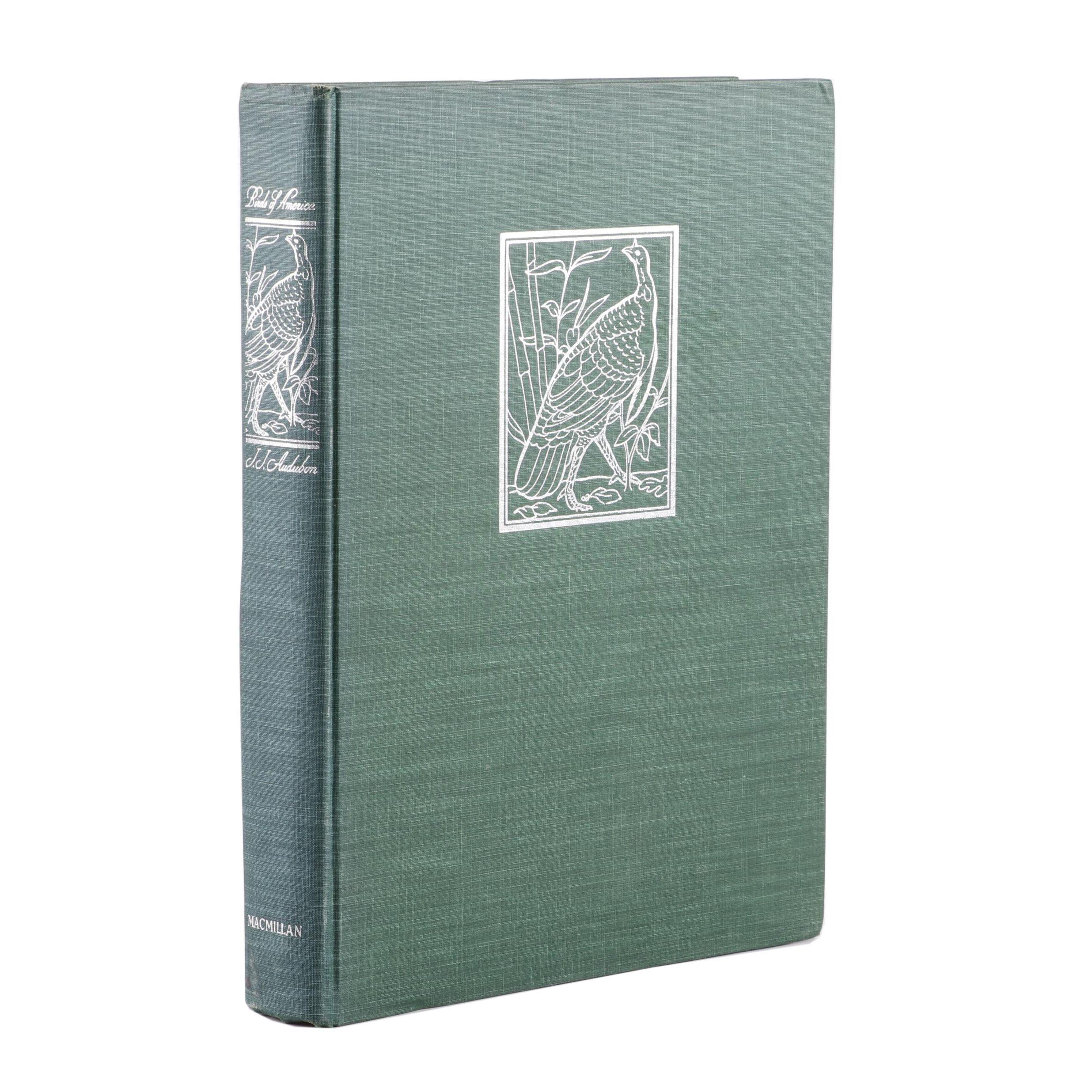 """The Birds of America"" by John James Audubon, 1937"