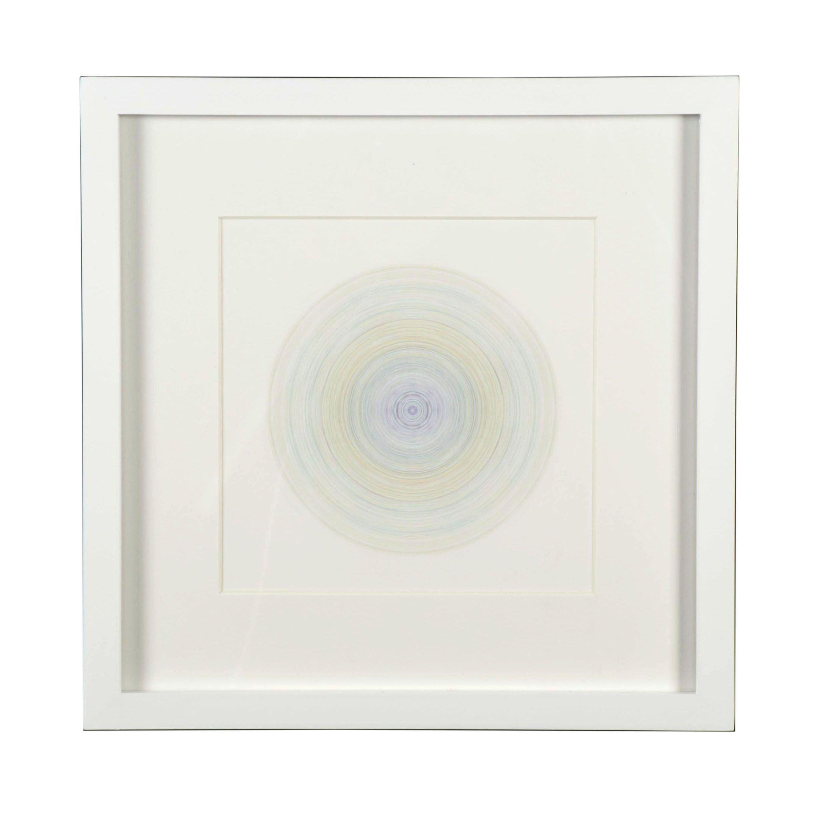 "Erin McCarthy Print ""Spin Cycle I"""