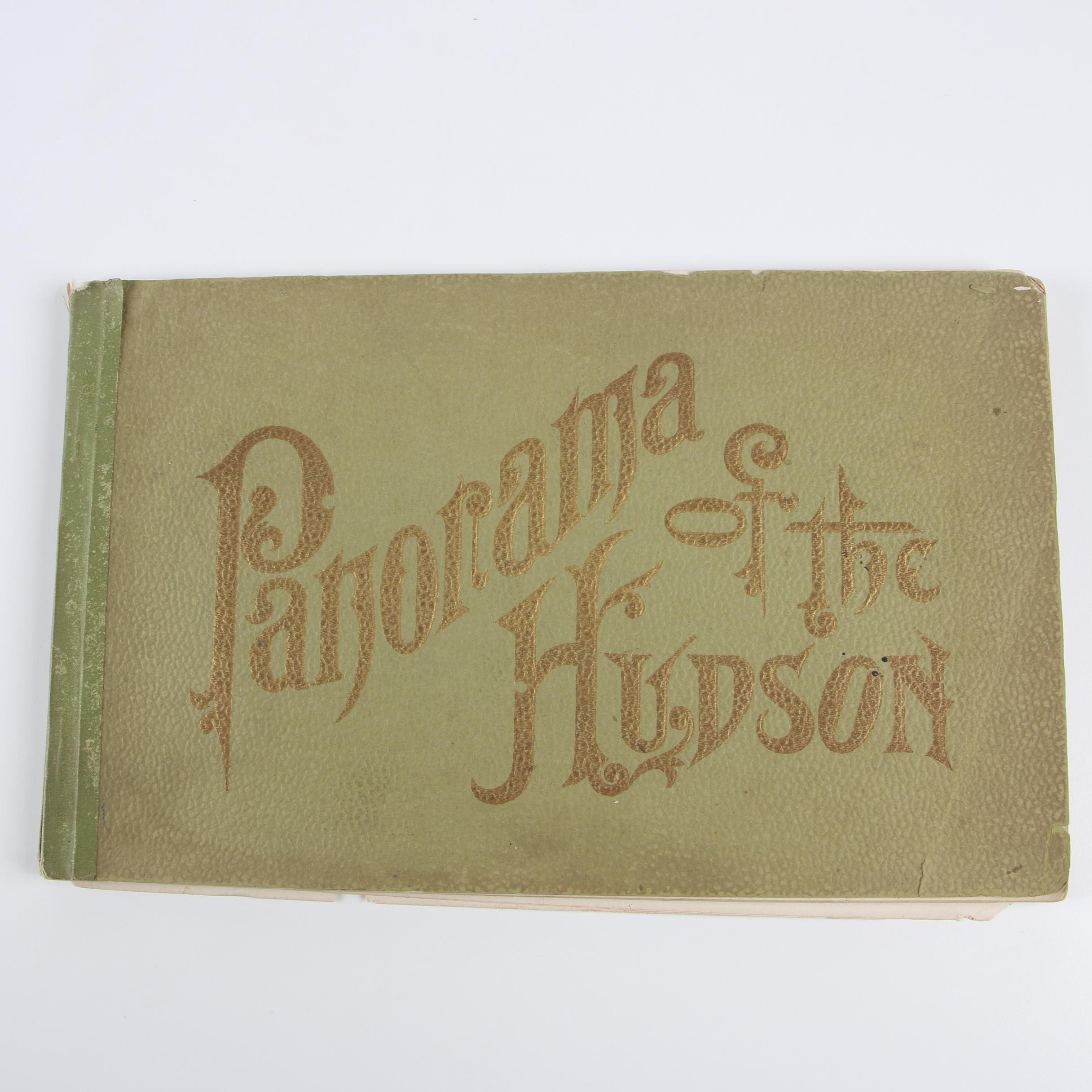 "1888 ""Panorama of the Hudson"""