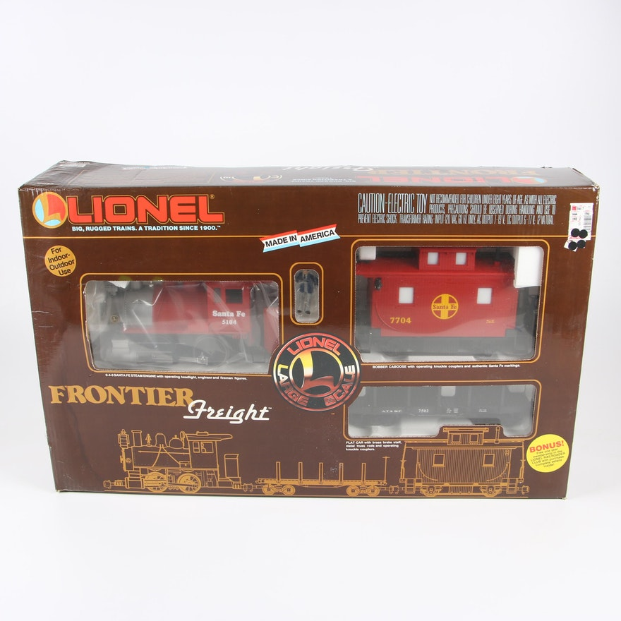 Lionel Large Scale