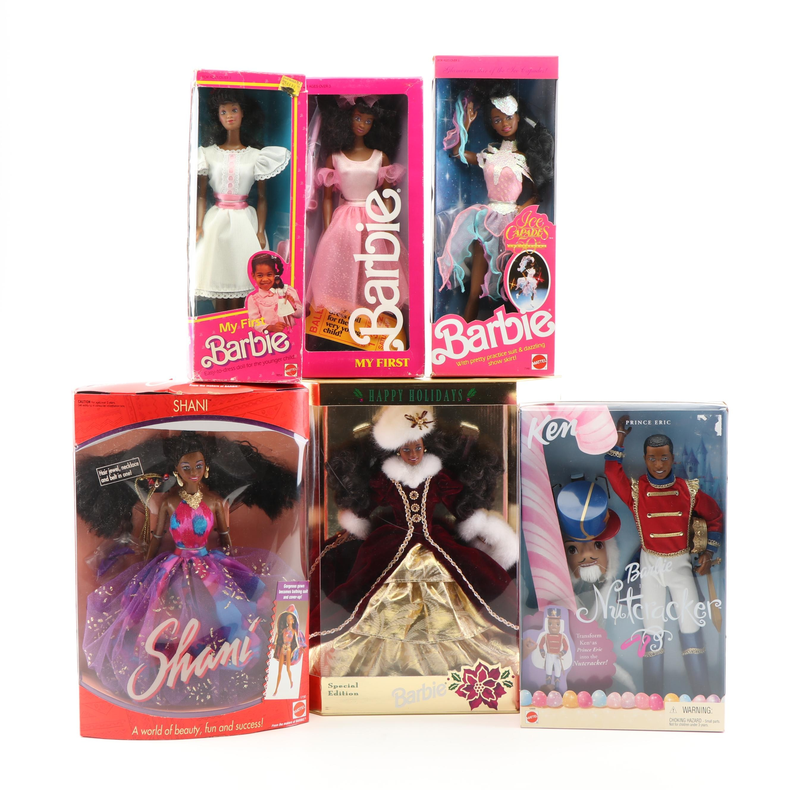 """Happy Holidays"", ""The Nutcracker"" and Other Barbie Dolls"