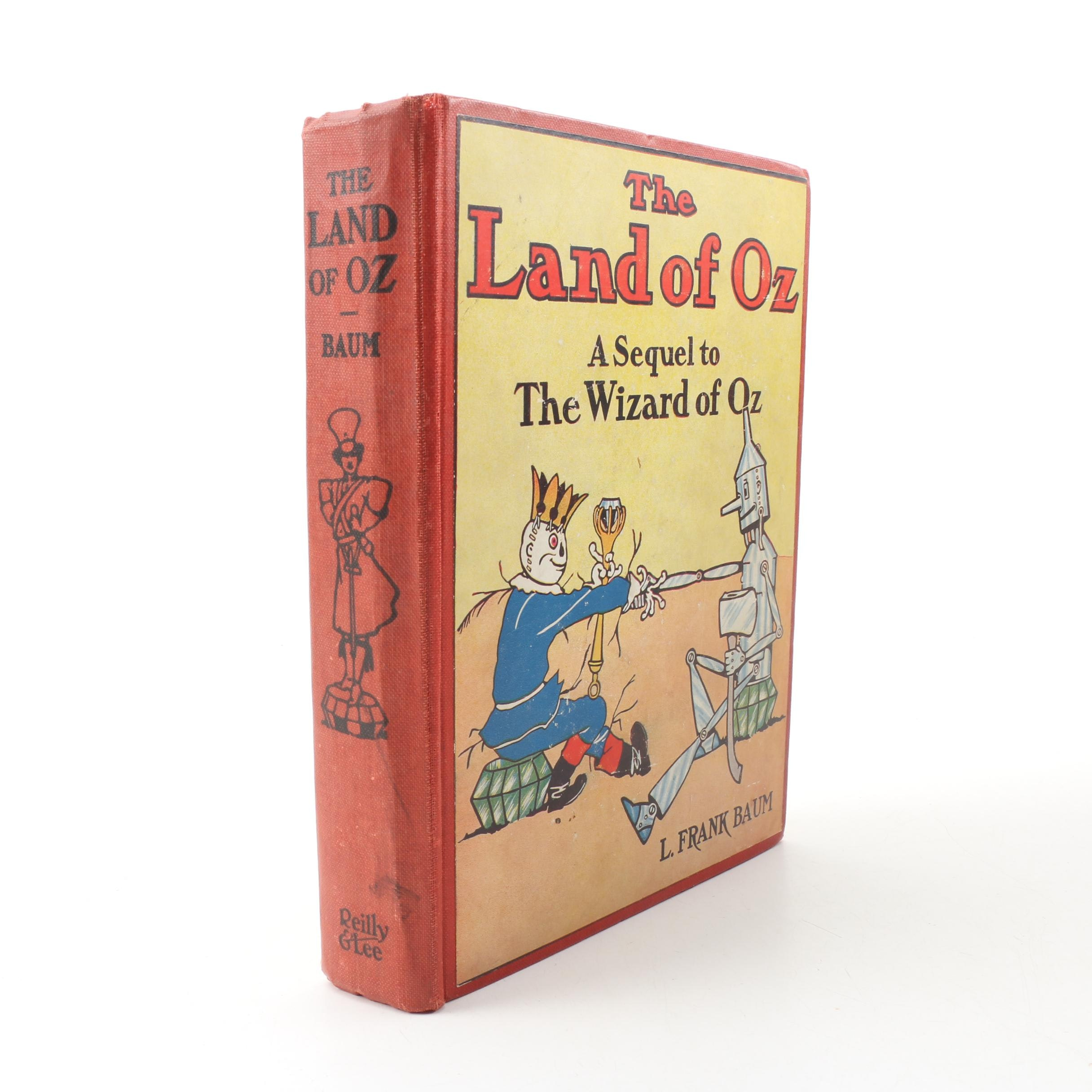 """""""The Land of Oz"""" by L. Frank Baum"""
