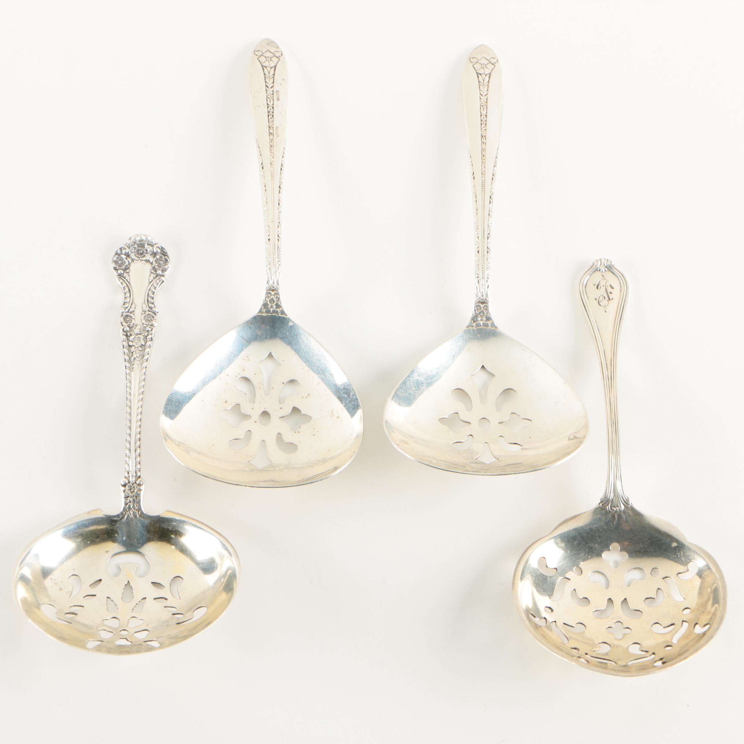 American Sterling Silver Bon Bon Spoons