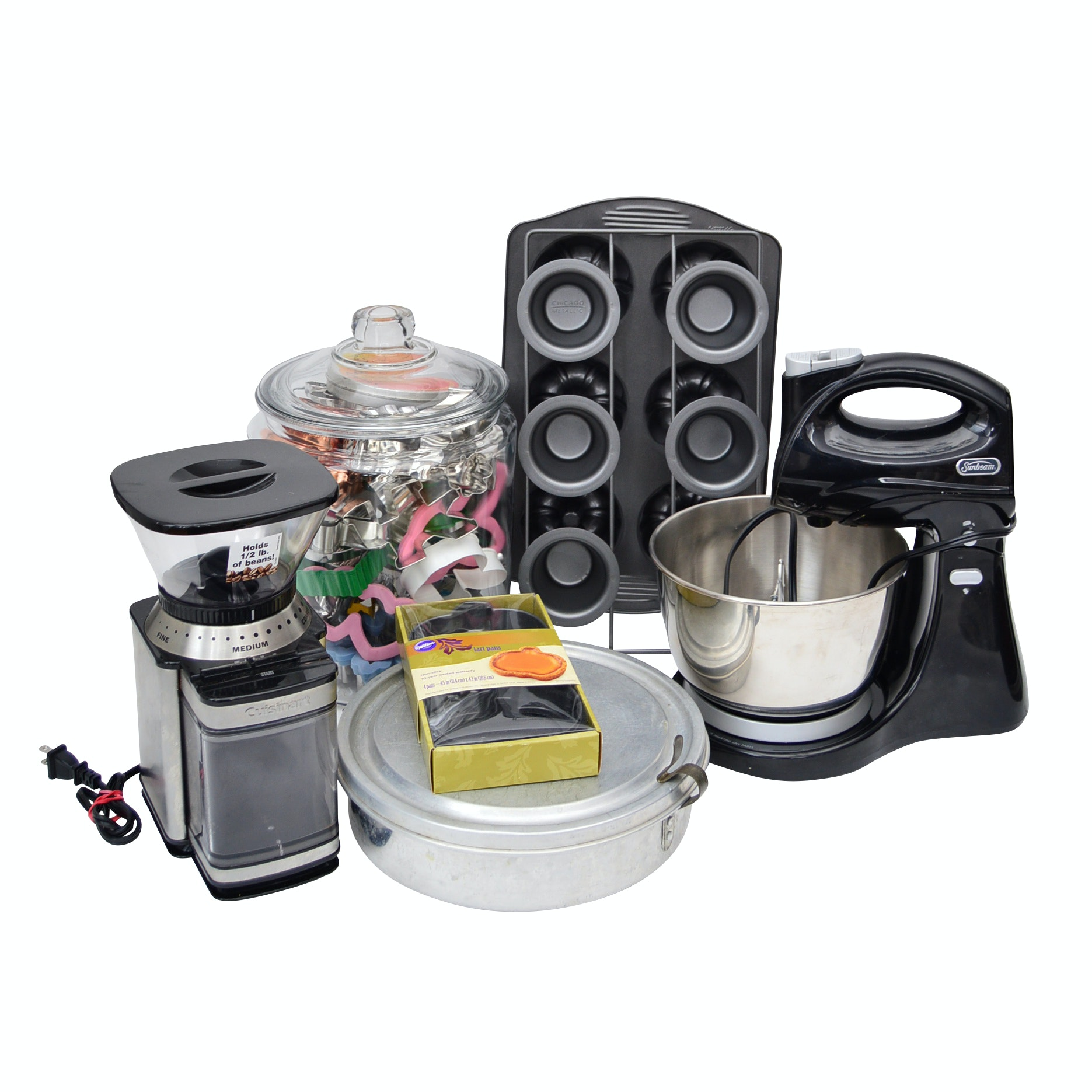 Kitchen Appliances and Bakeware with Cuisinart