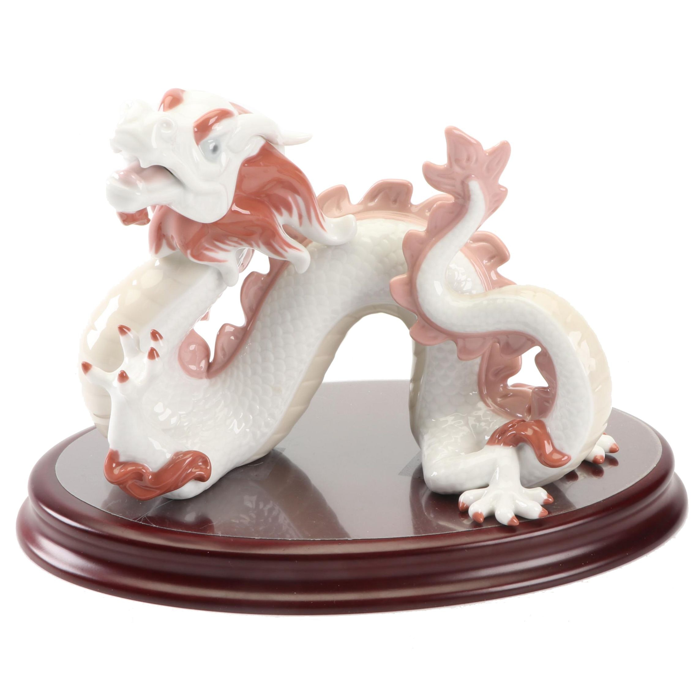 "Lladró ""The Dragon"" Porcelain Figurine"