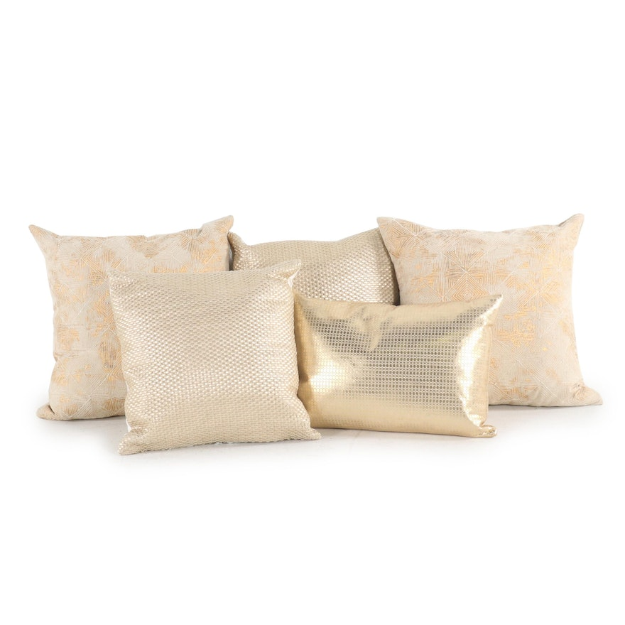 Astounding Decorator Throw Pillows By Calvin Klein Furniture Dkny And Andrewgaddart Wooden Chair Designs For Living Room Andrewgaddartcom