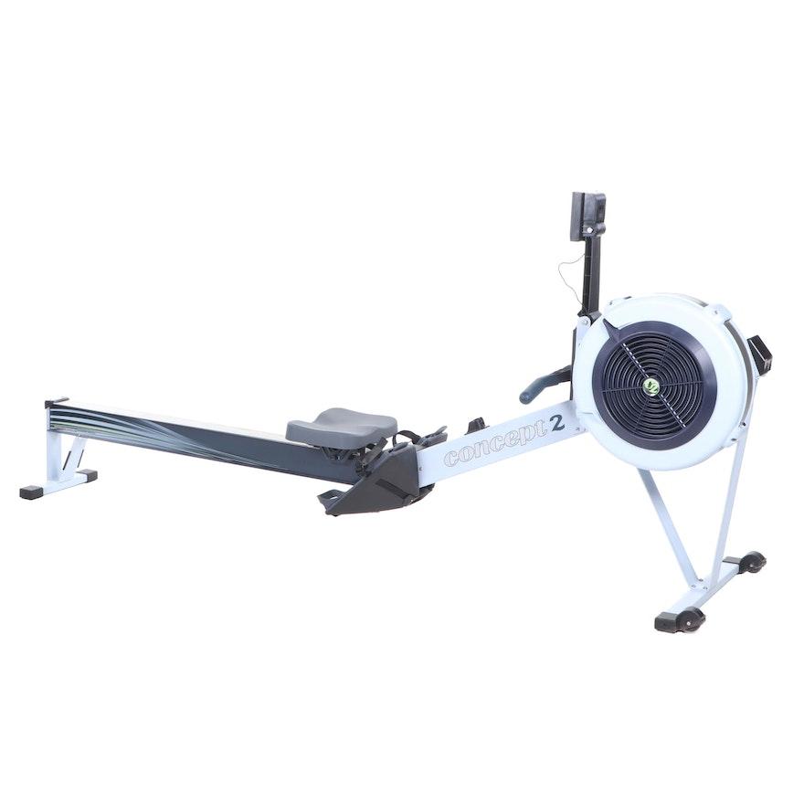 Concept 2 Model D >> Concept 2 Model D Indoor Rowing Machine Ebth