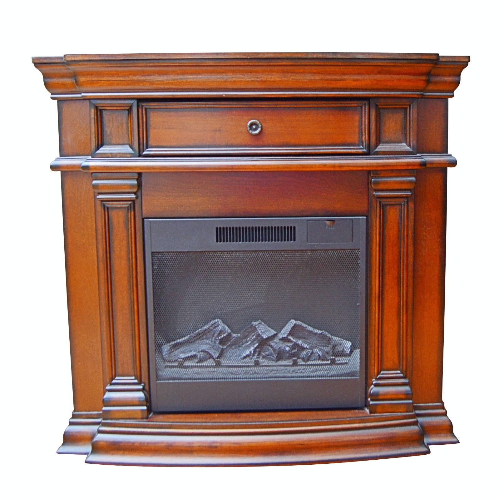 Intertek Electric Fireplace