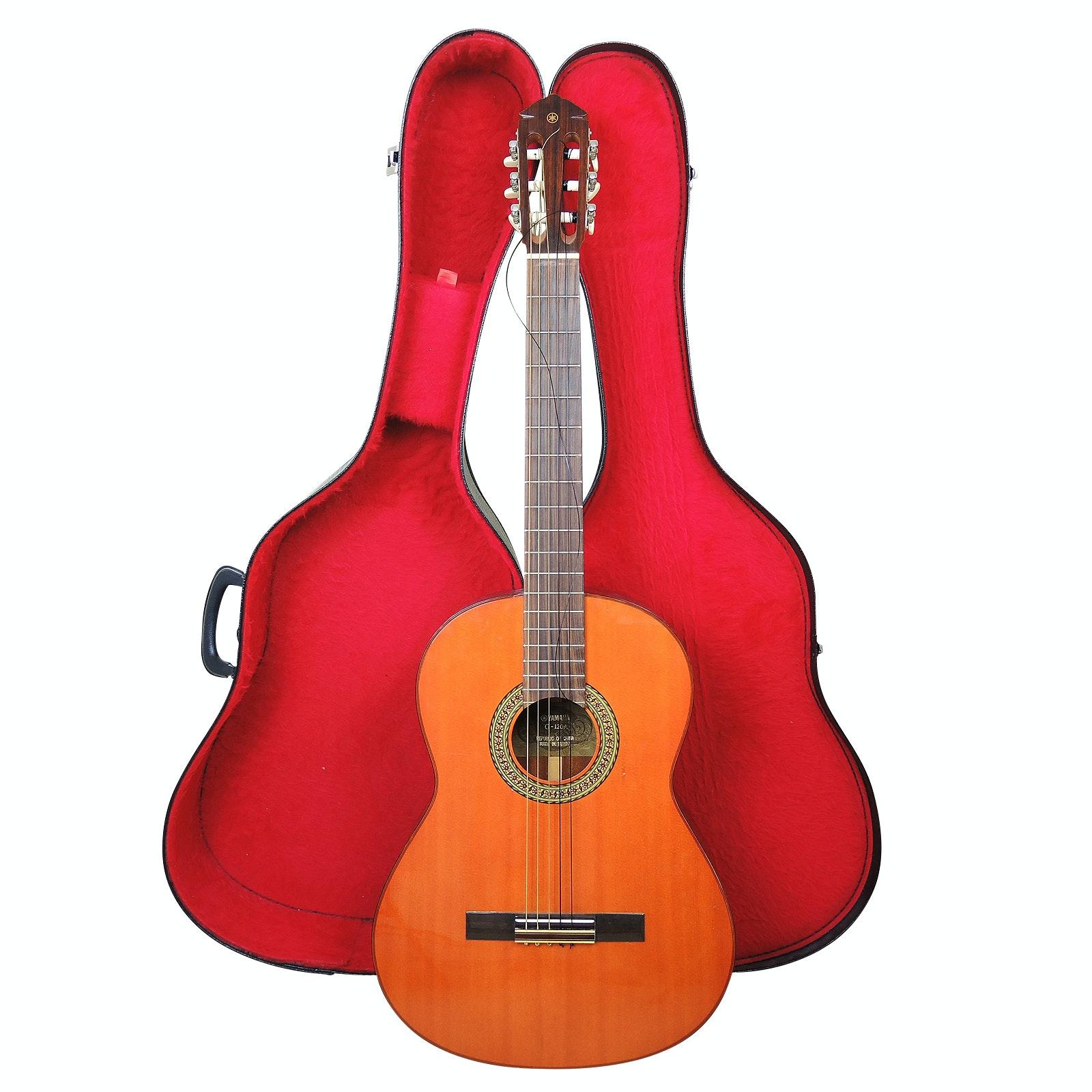 Yamaha Six String Classical Guitar G 120A