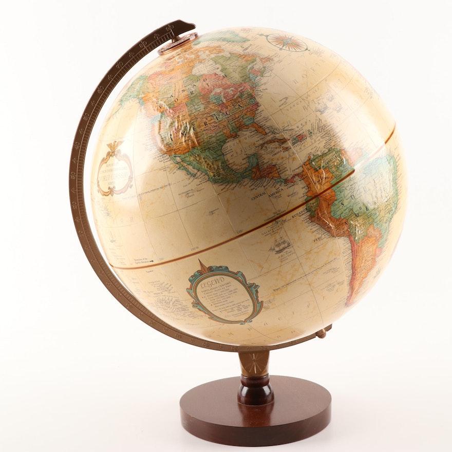 Replogle World Classic Series Desk Globe
