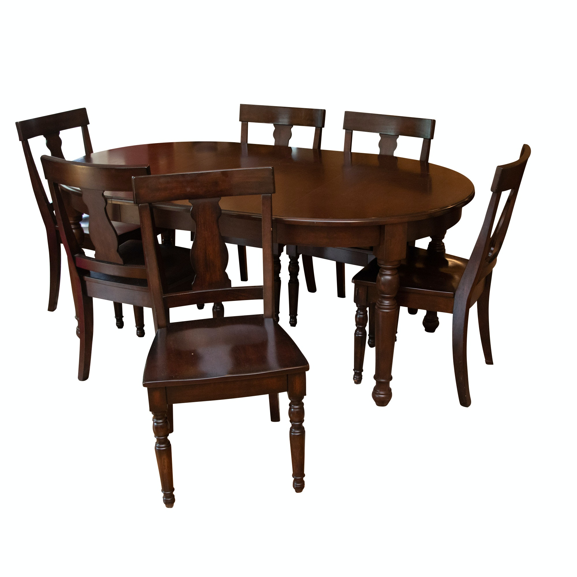 Pottery Barn Dining Table and Chairs