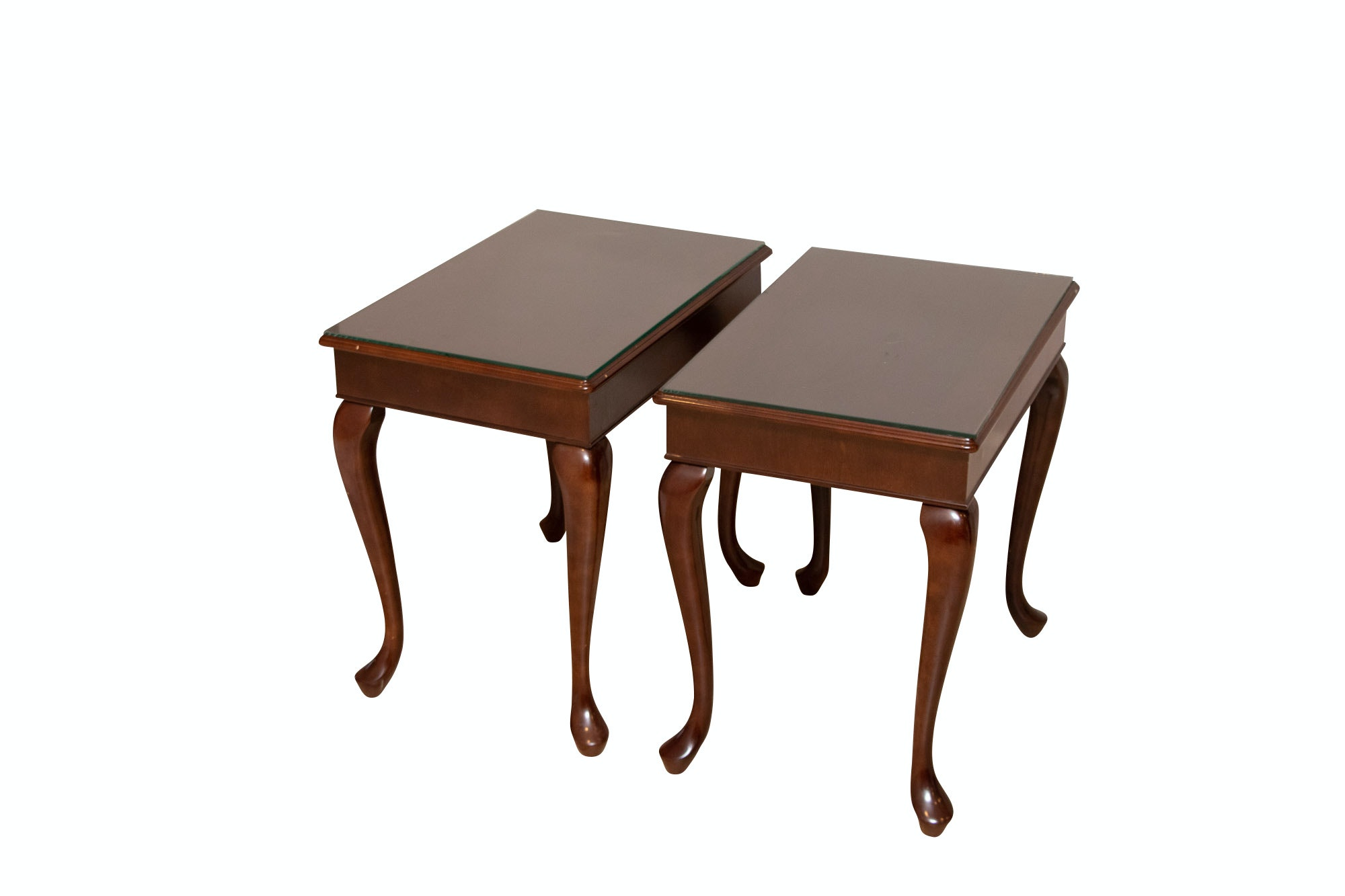 Queen Anne Style Side Tables