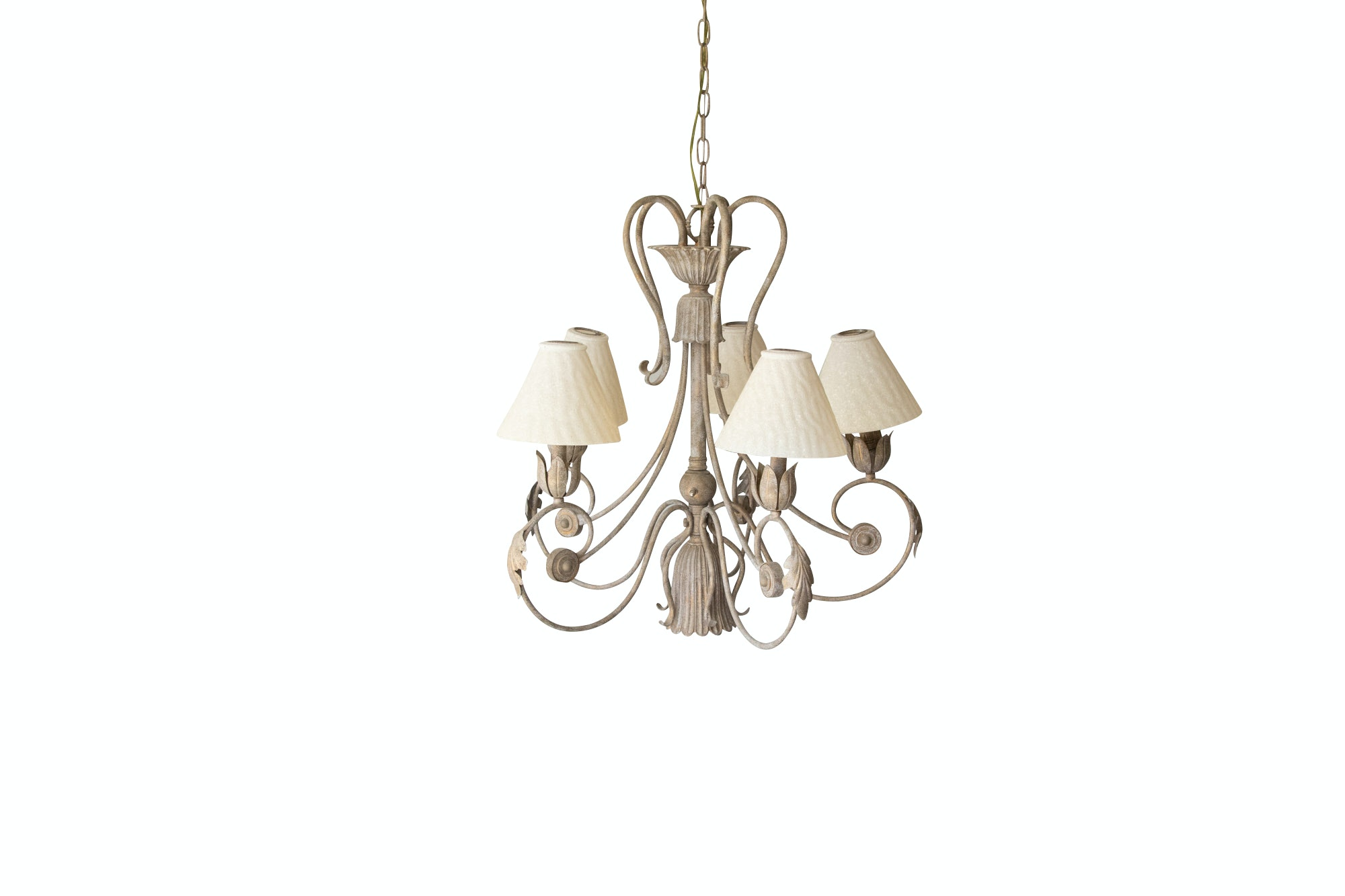 Contemporary Neoclassical Style Chandelier