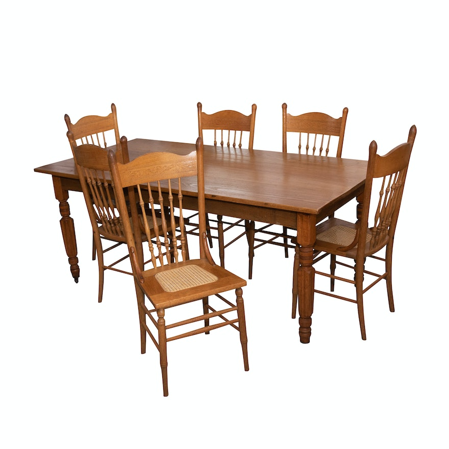 Cool Colonial Style Dining Table And Chairs Download Free Architecture Designs Rallybritishbridgeorg