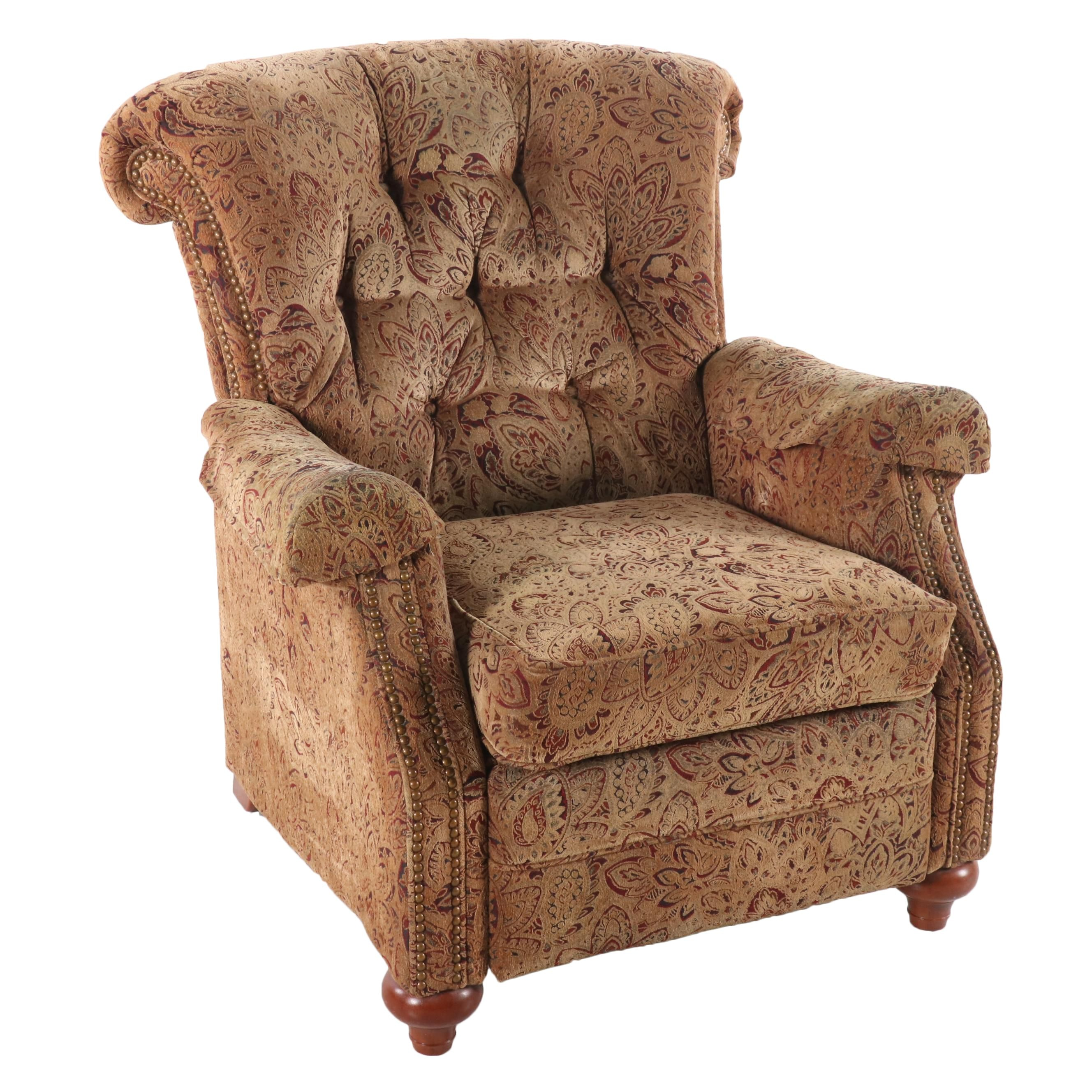 Contemporary La-Z-Boy Upholstered Armchair Recliner