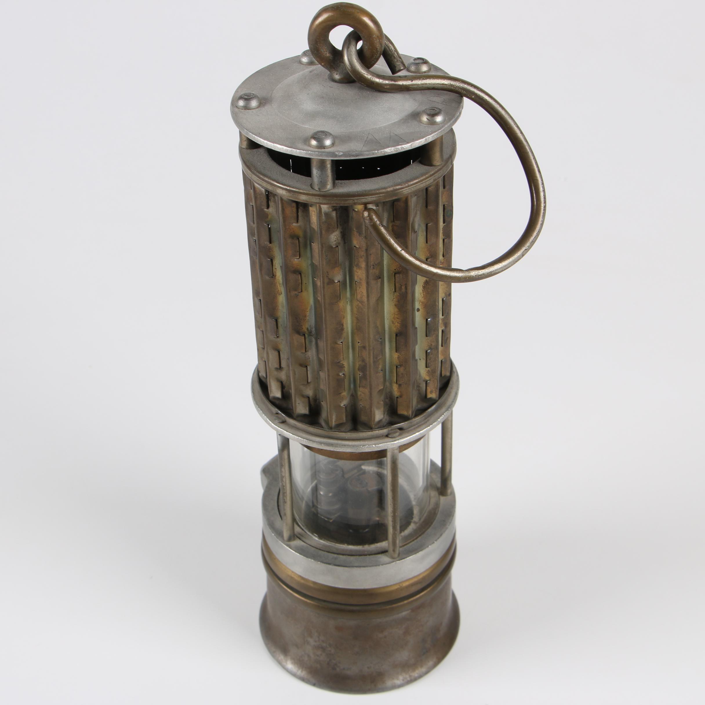Miner's Safety Lantern
