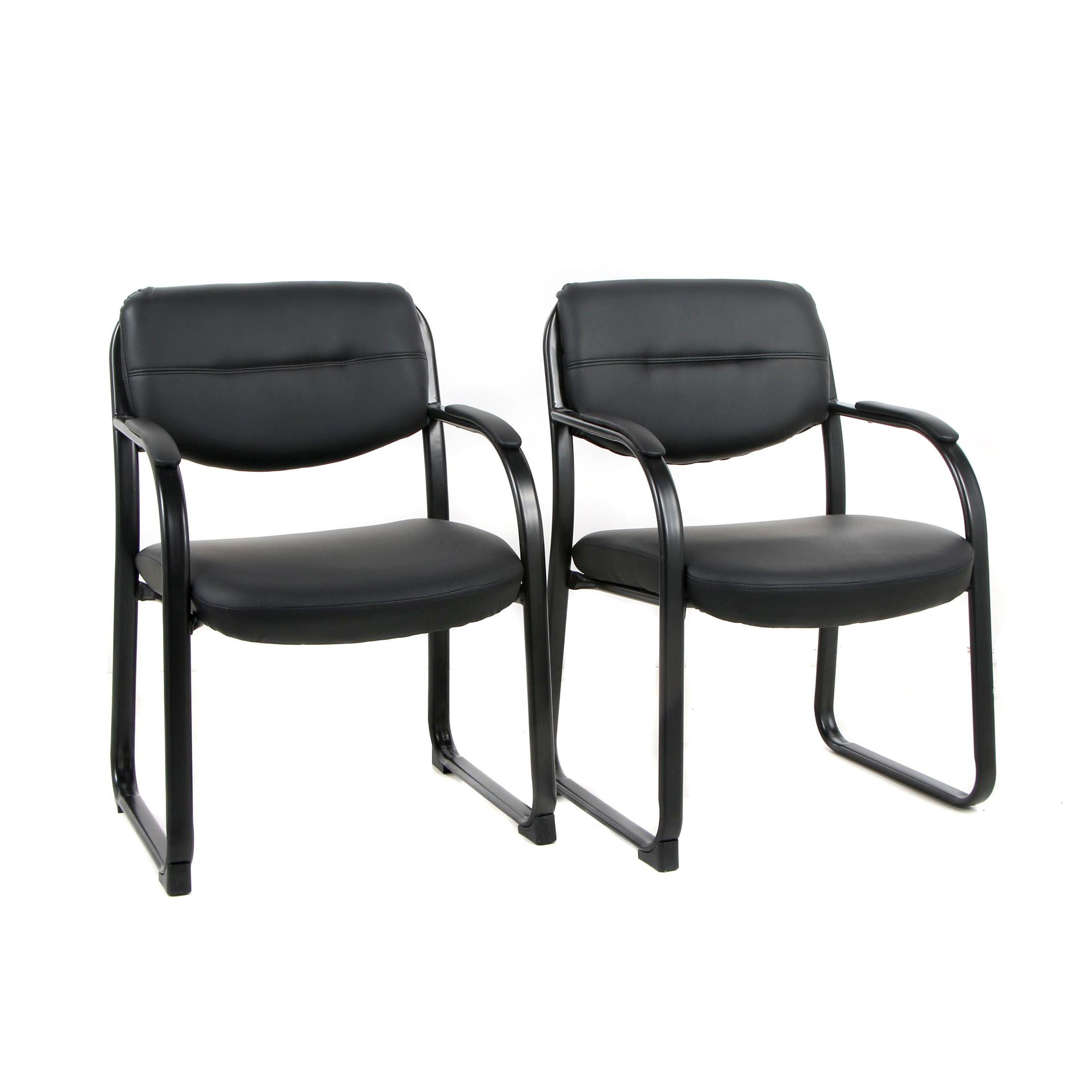 Contemporary Arm Chairs, Set of Three