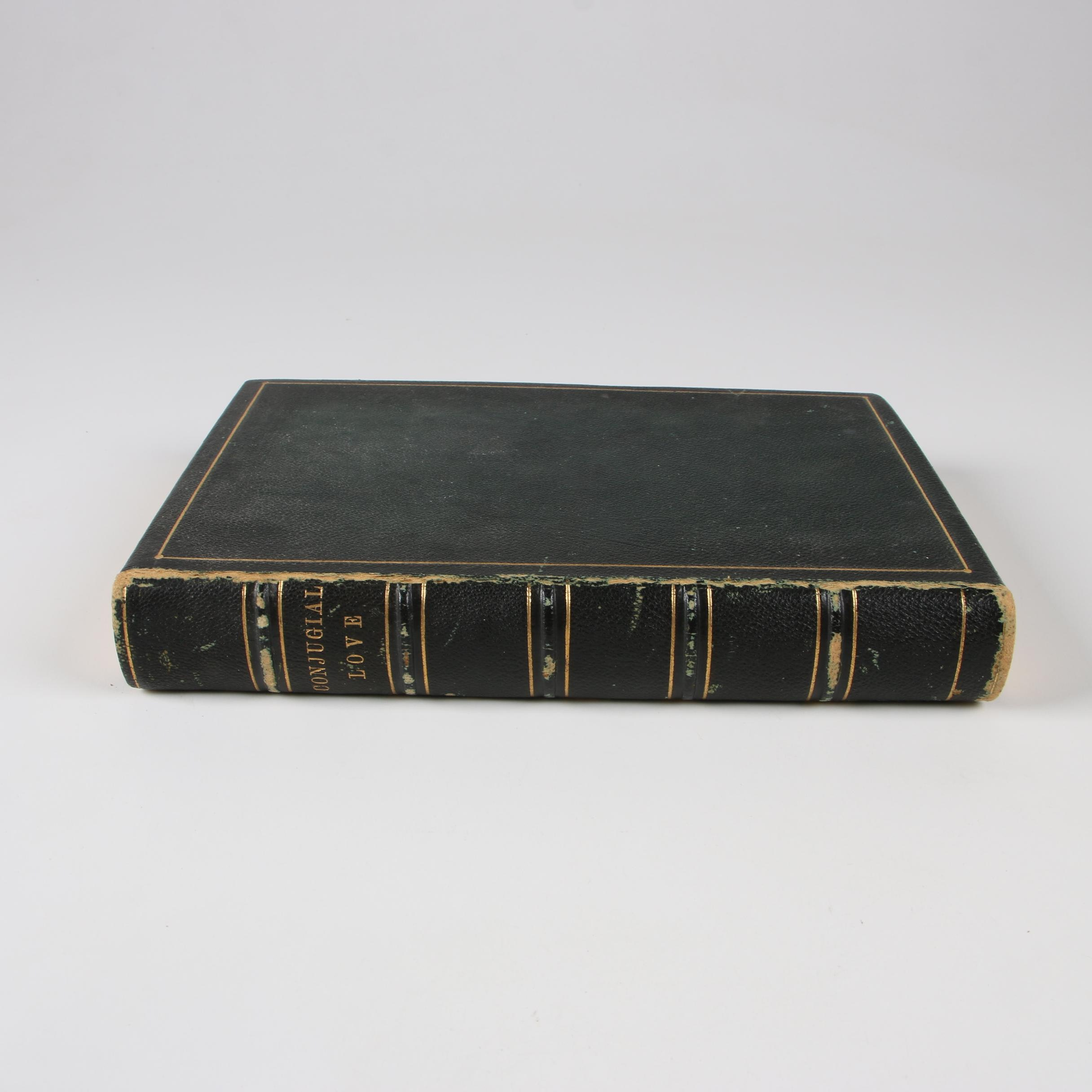 """Conjugial Love and Its Chaste Delights"" by Emanuel Swedenborg, 1868"
