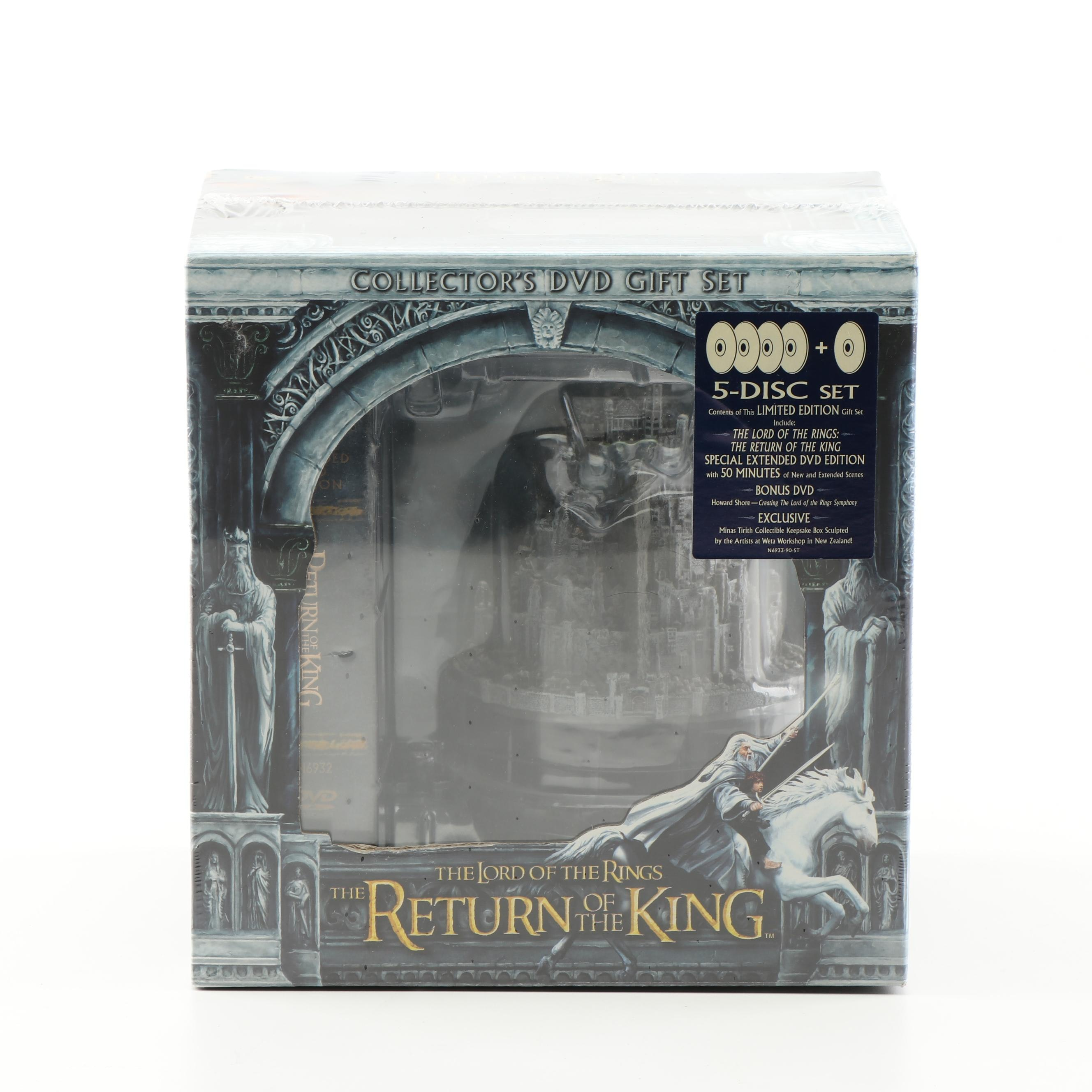 """""""The Lord of The Rings: The Return of the King"""" Collector's DVD Gift Set"""
