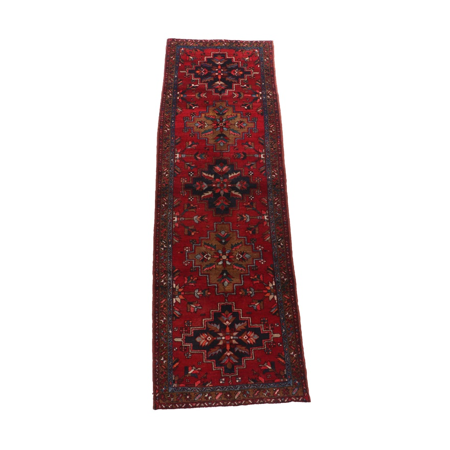 Hand-Knotted Northwest Persian Wool Carpet Runner