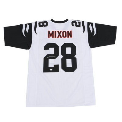 d028113e Drew Brees Signed San Diego Chargers Replica Football Jersey COA. Current  Bid: $0. 6 days left · Joe Mixon Signed Cincinnati Bengals Football Jersey  JSA COA