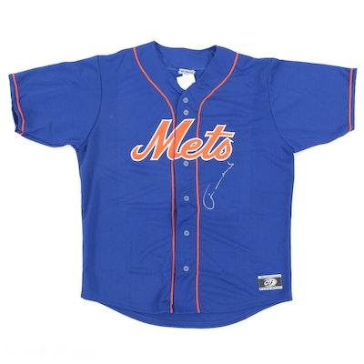 size 40 b8805 c20b0 Julius Erving Signed New York Nets Replica Jersey COA : EBTH