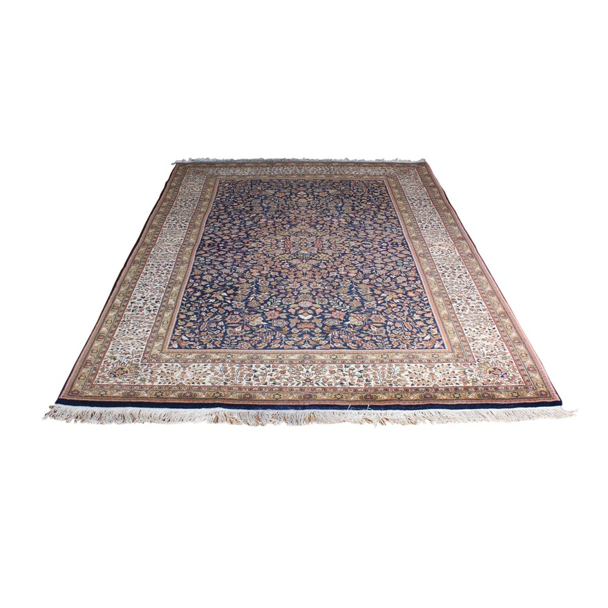 Pande Cameron of New York Hand-Knotted Indo-Persian Nizam Rug