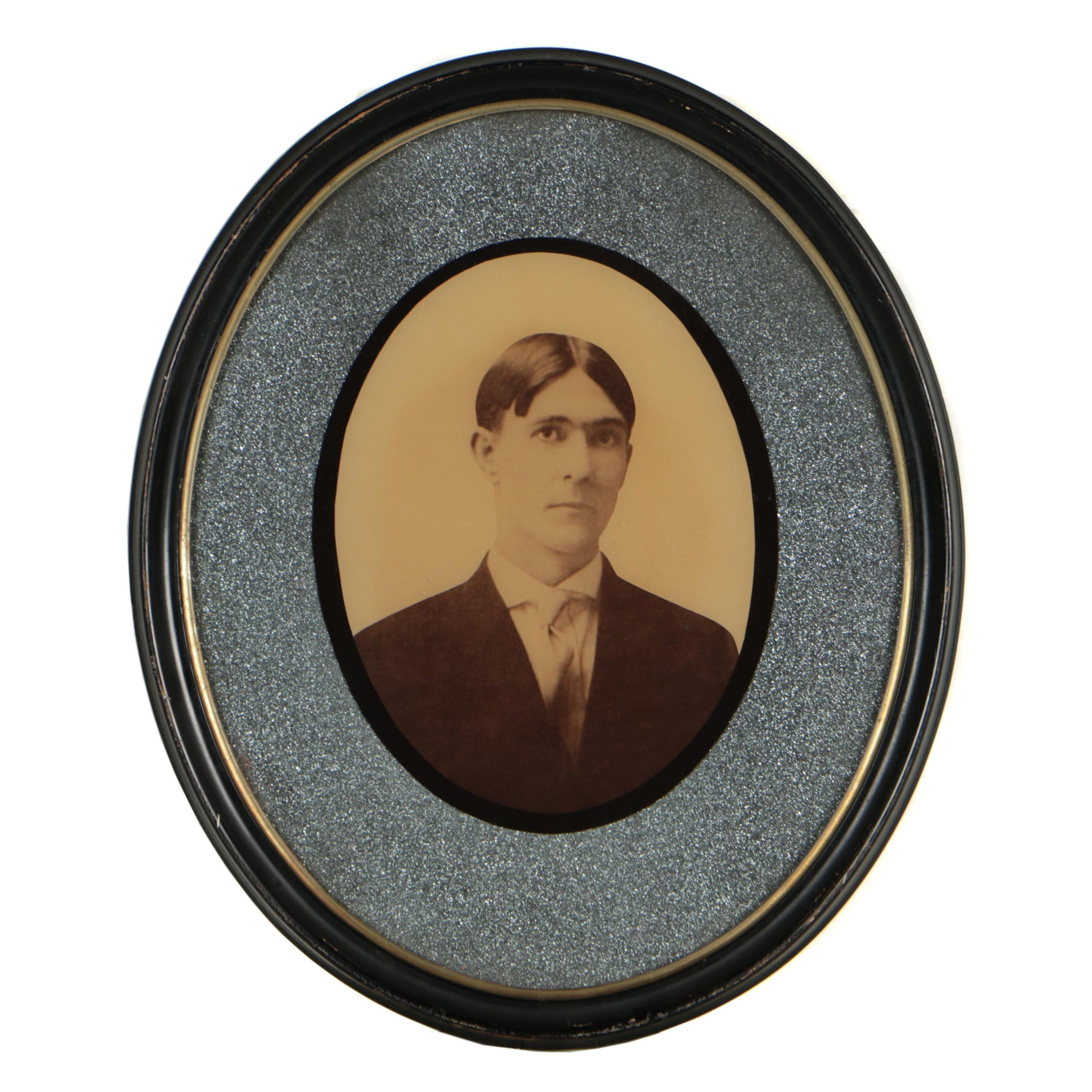 Early 20th Century Photograph Portrait
