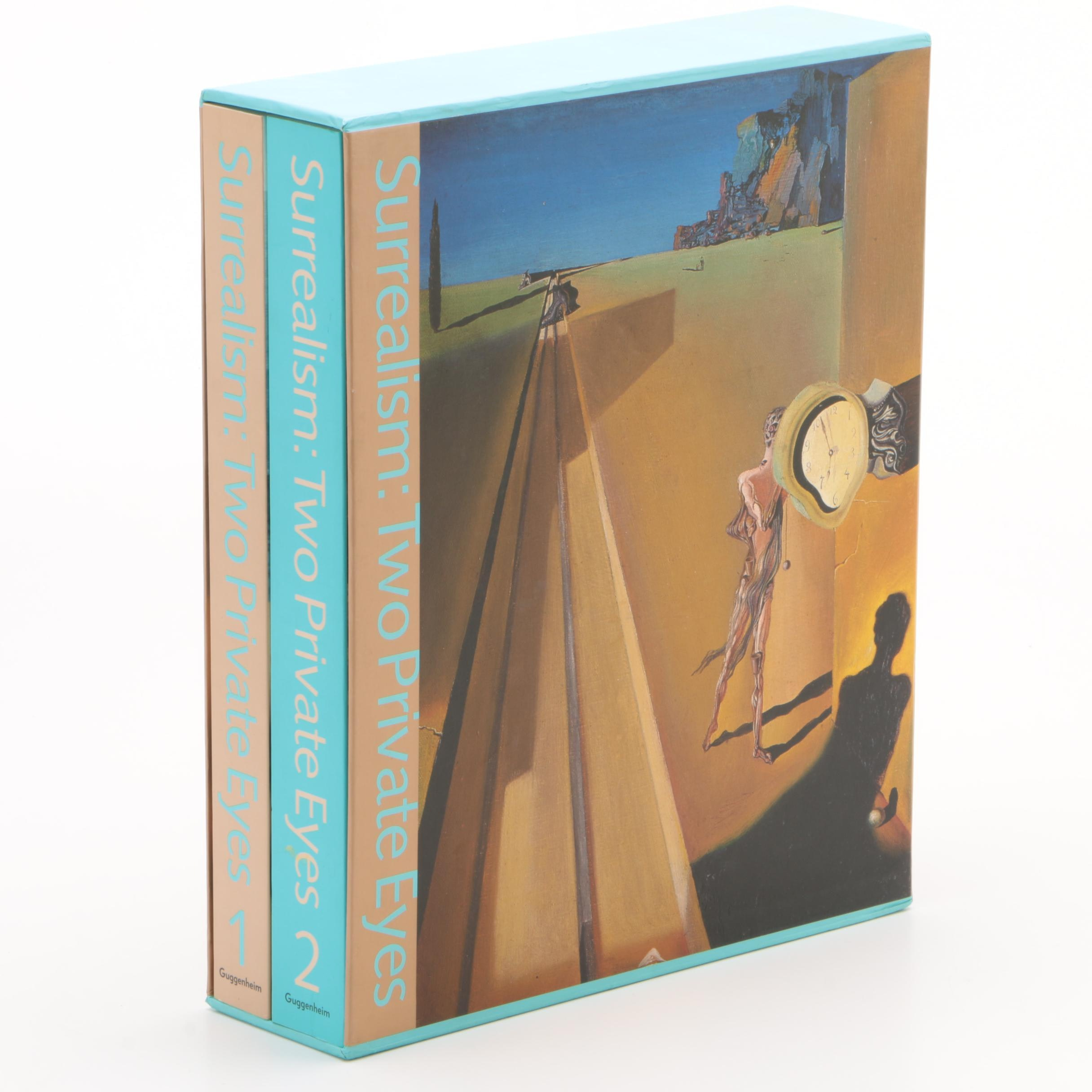 """""""Surrealism: Two Private Eyes"""" Edited by Edward Weisberger, 1999"""