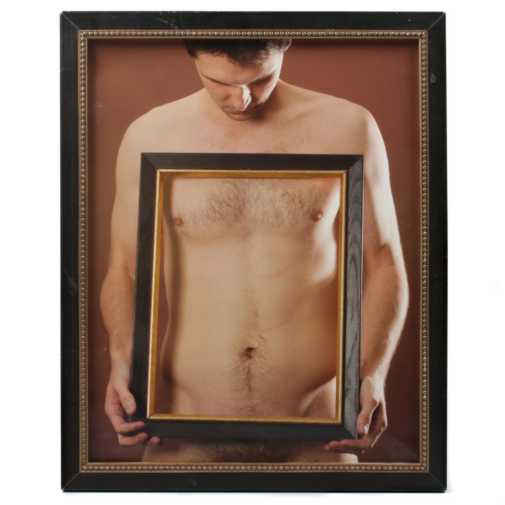 """Christopher Robinson Chromogenic Photograph """"Auto Picture-in-Picture"""""""