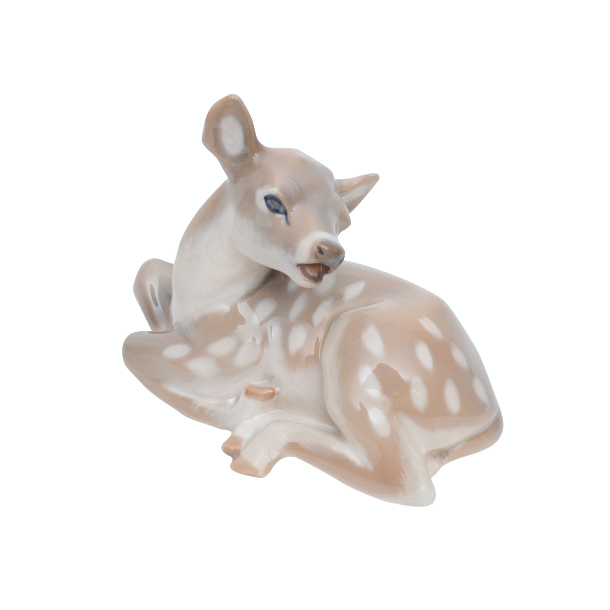 Royal Copenhagen Porcelain Deer Figurine, #2609