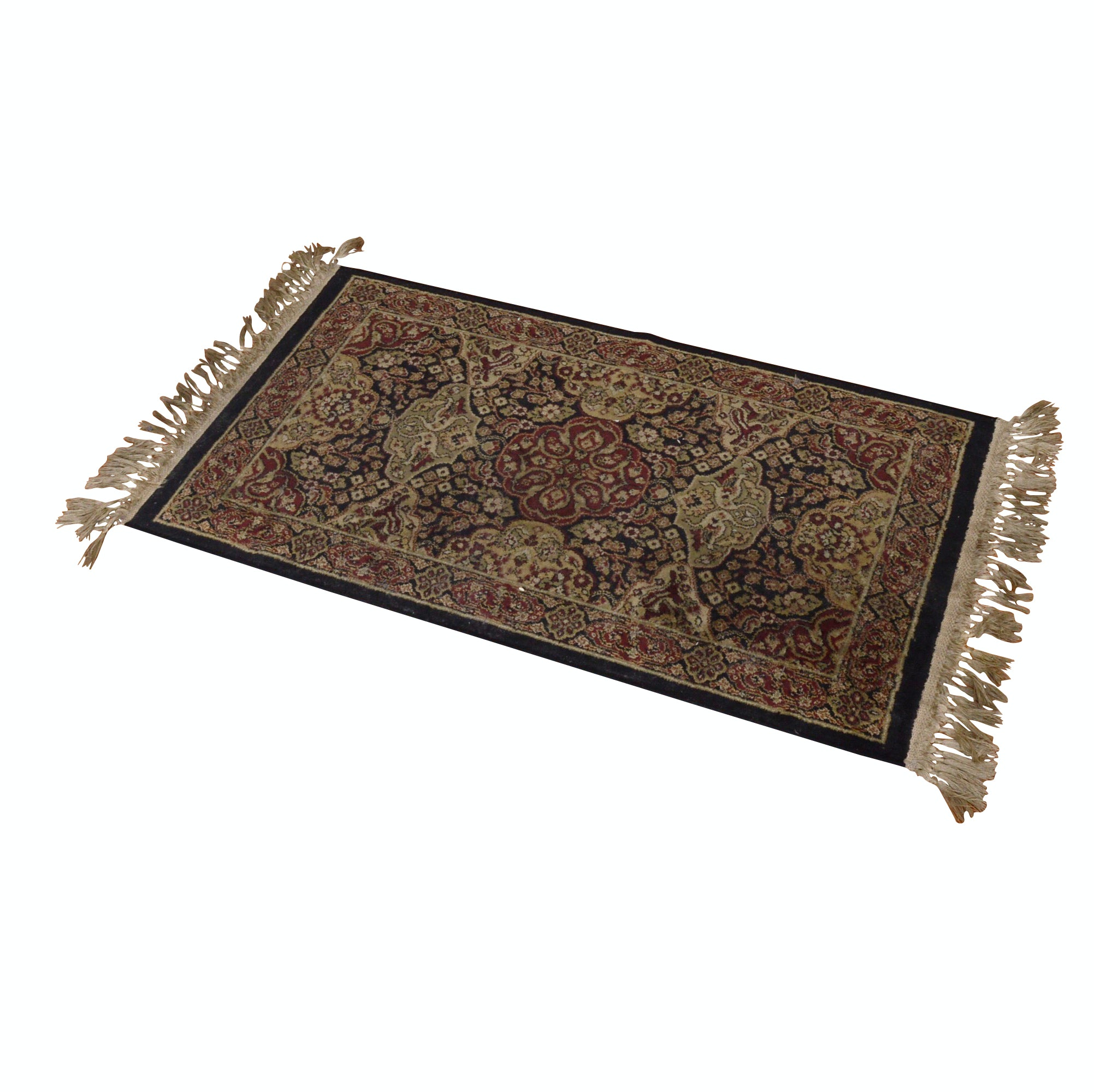 Verona Belgian Artificial Silk Viscose Rug
