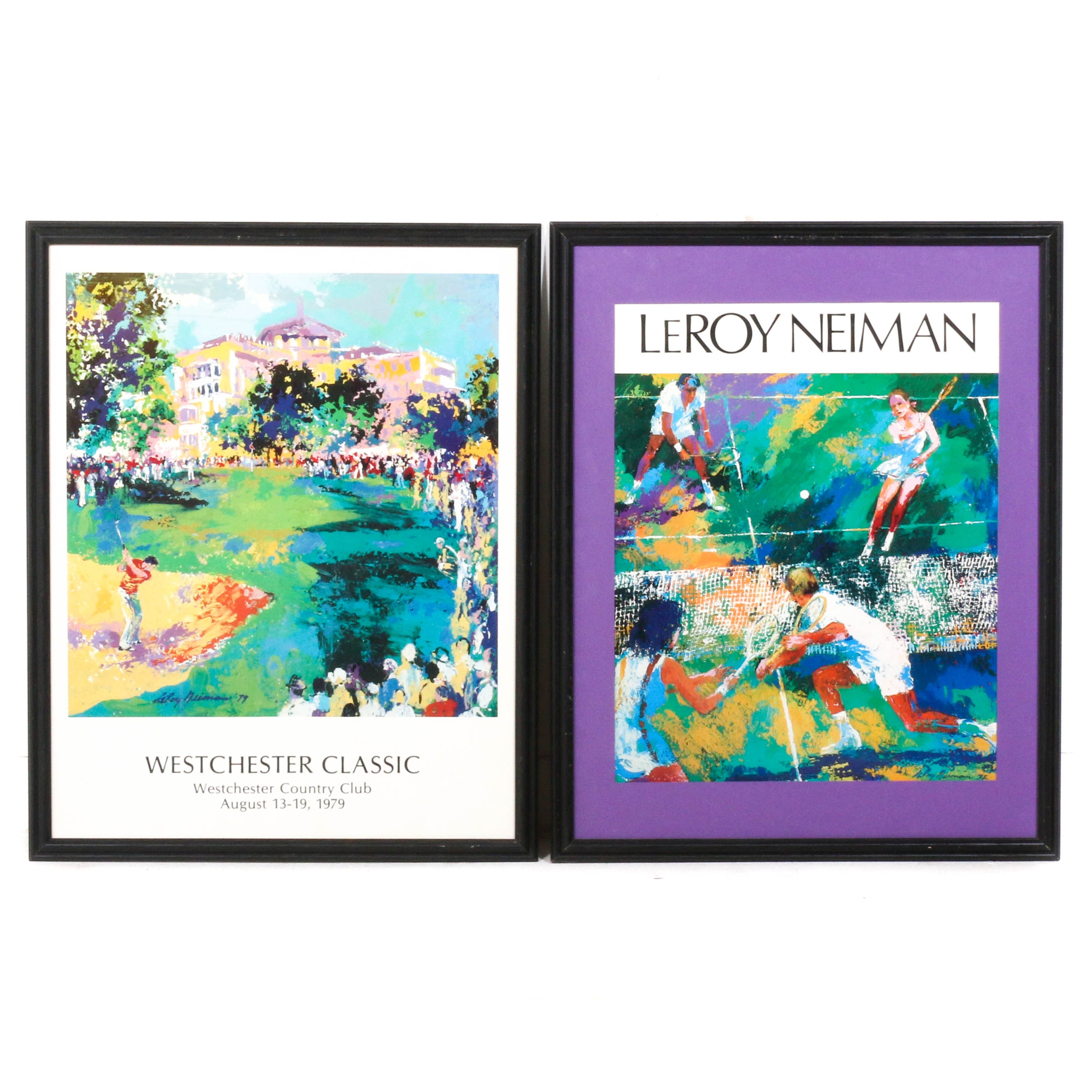 After LeRoy Neiman Offset Lithographs