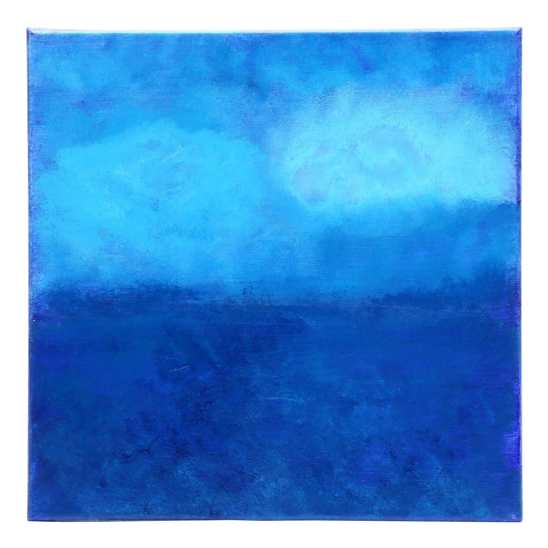 Chris Shenton 2018 Abstract Acrylic Painting