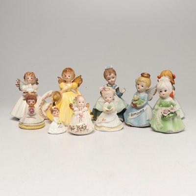 Homco Porcelain Horse Figurines : EBTH