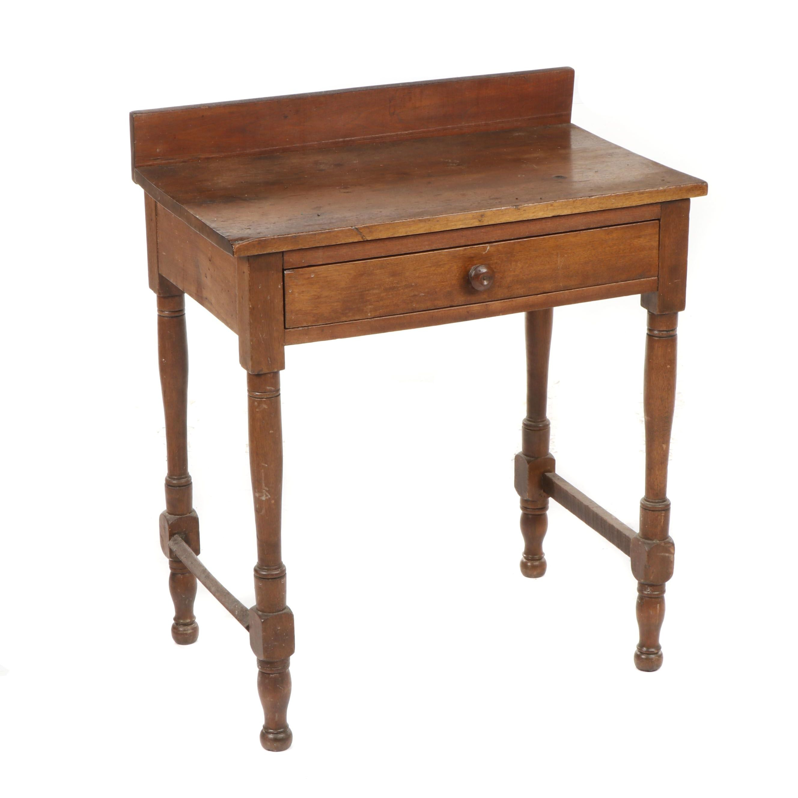 Mahogany Children's Desk, 20th Century