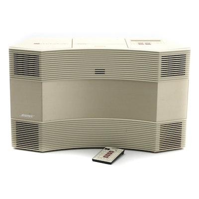 BOSE Wave Music System AM/FM Radio CD Player Model AWRCC1 : EBTH