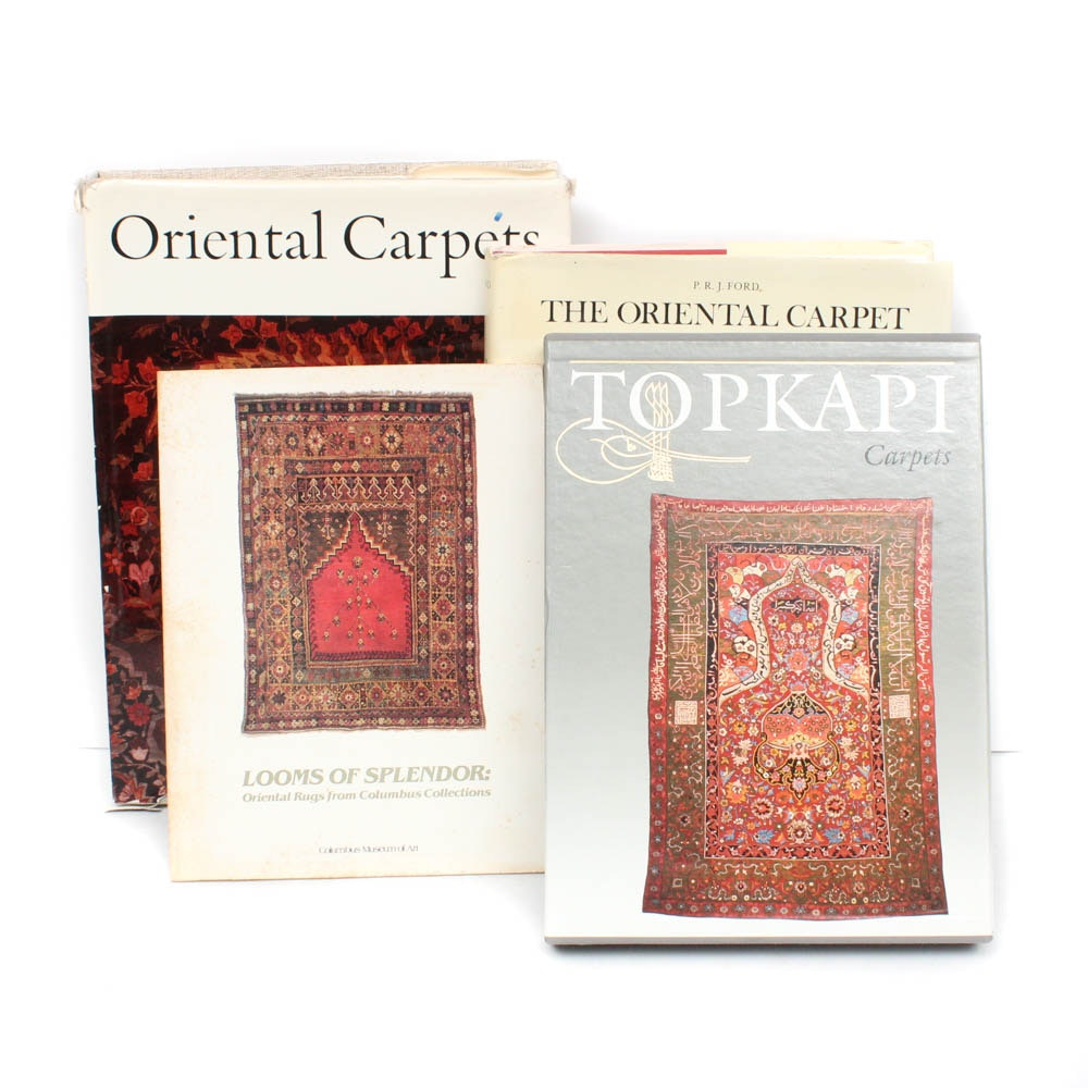 Oriental Rug Reference Books