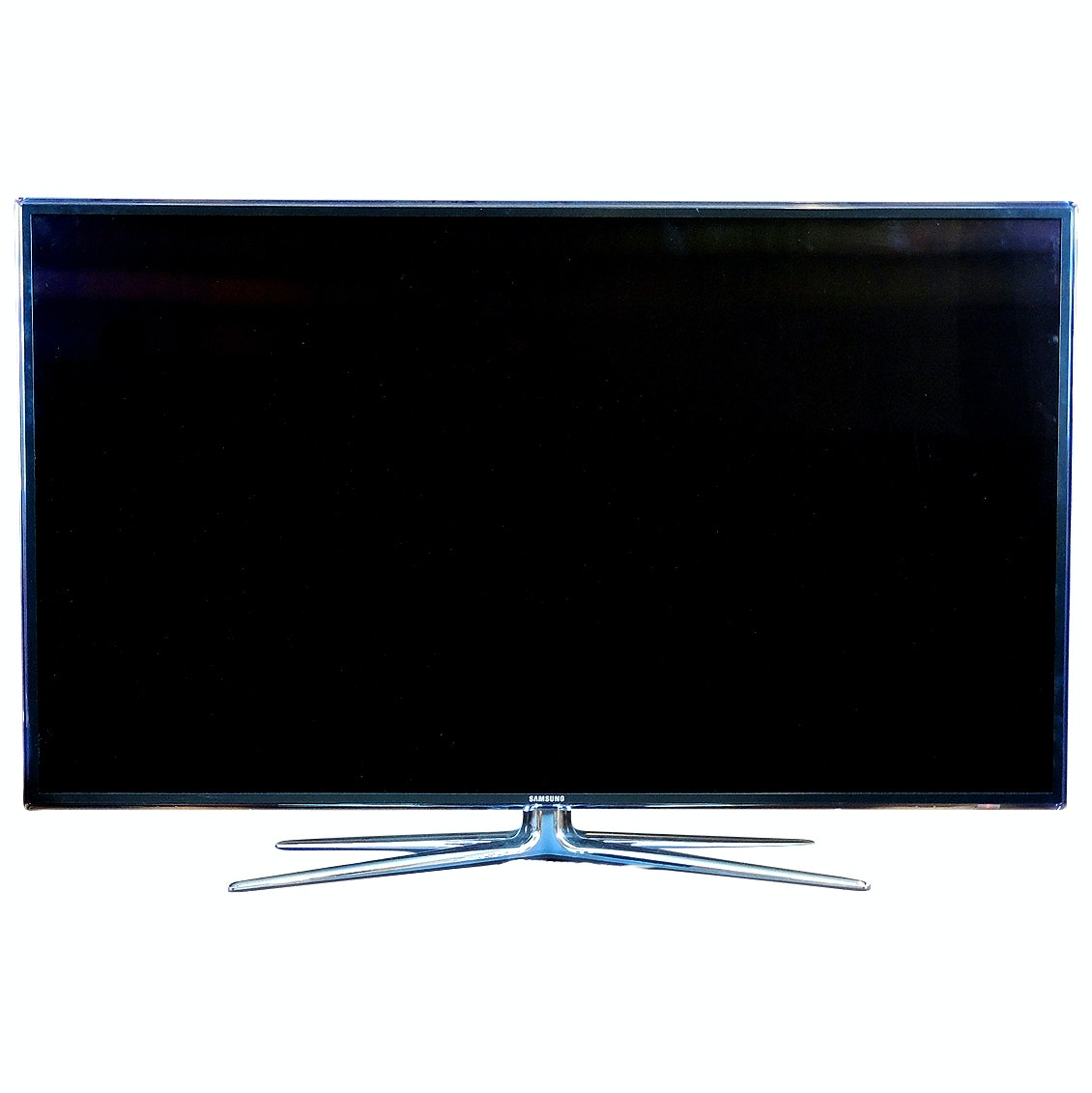 """Samsung 60"""" LED Flat Screen Television Including 3D Glasses"""