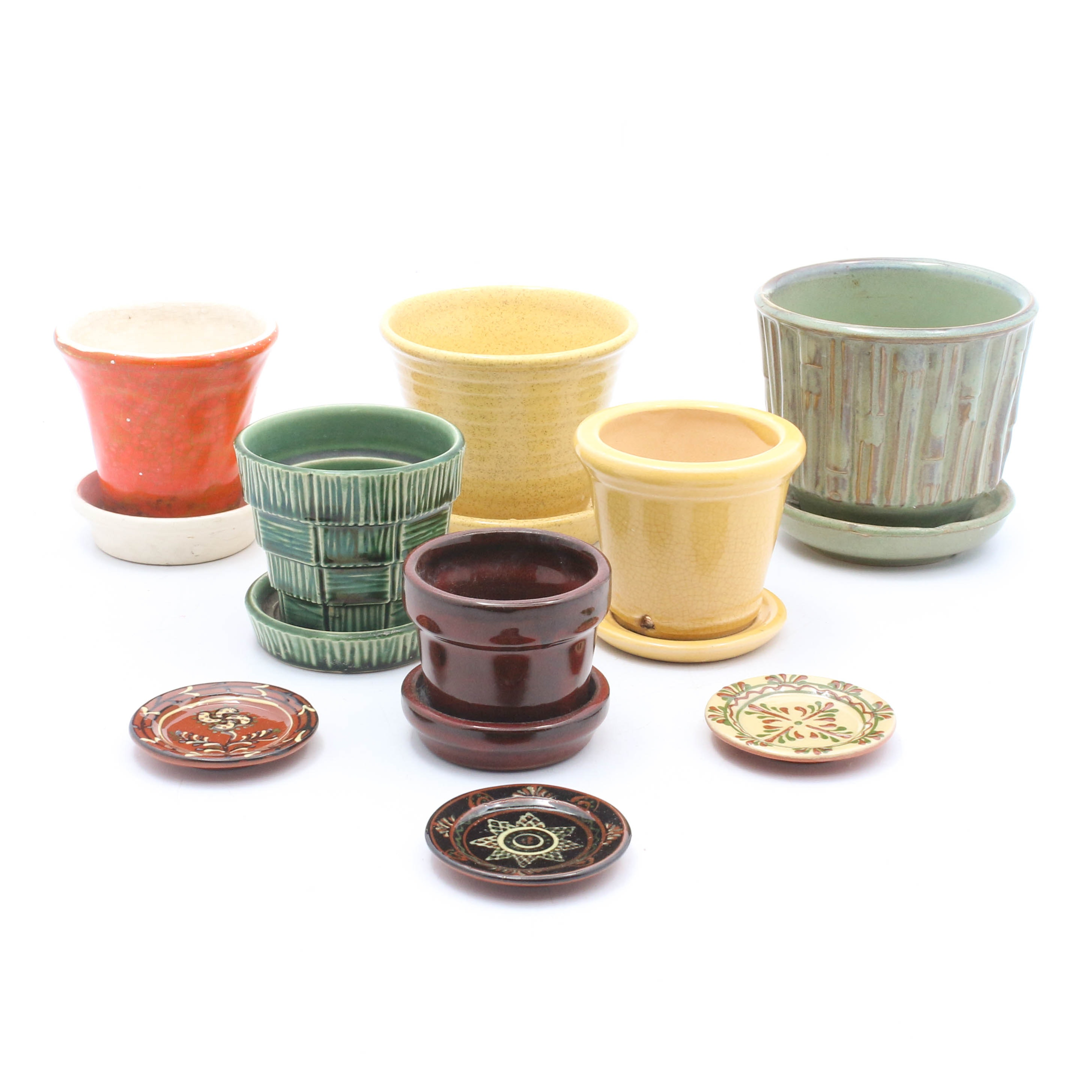 McCoy and More Vintage Planters