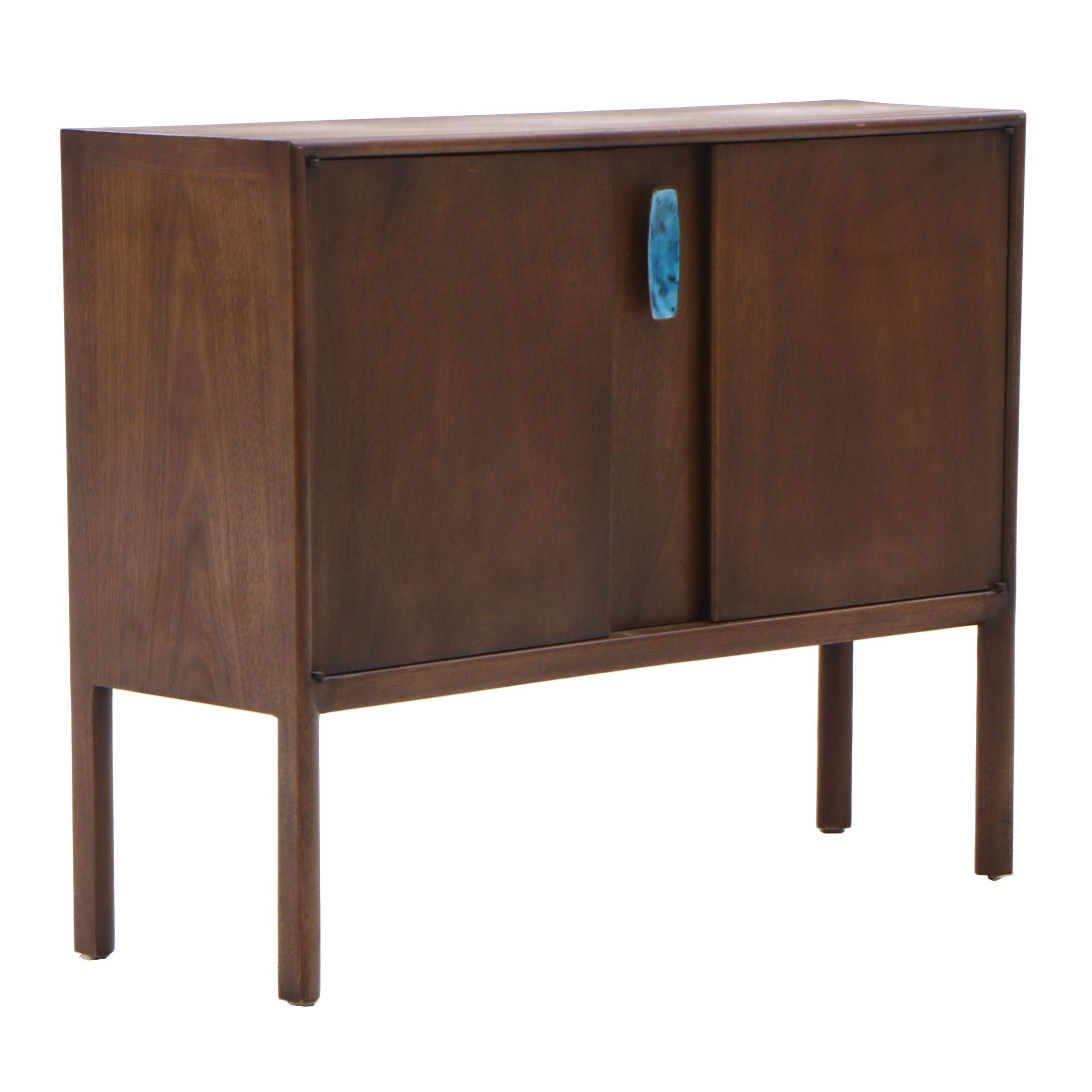 Mount Airy Furniture Mid Century Modern Walnut Server