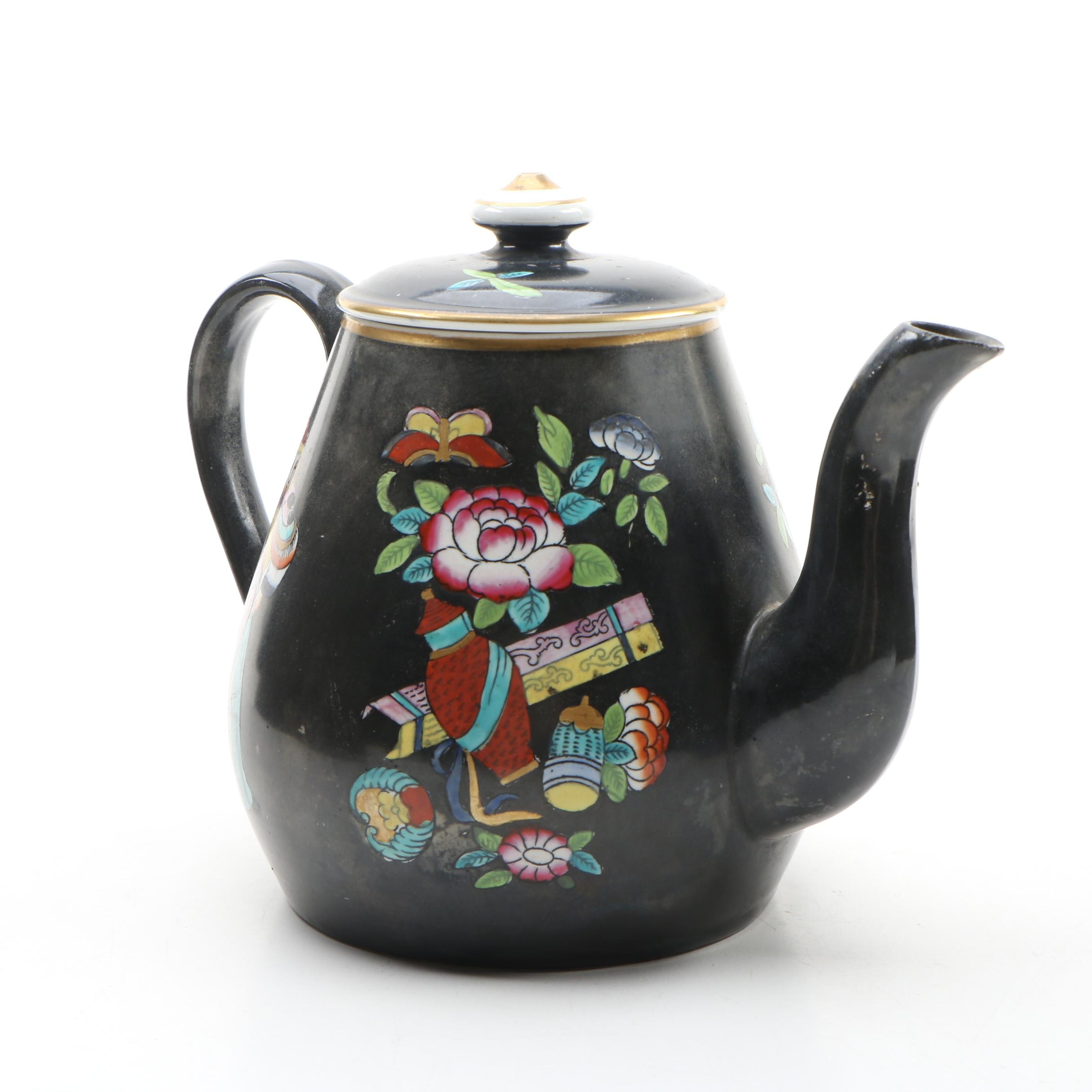 East Asian Style Teapot