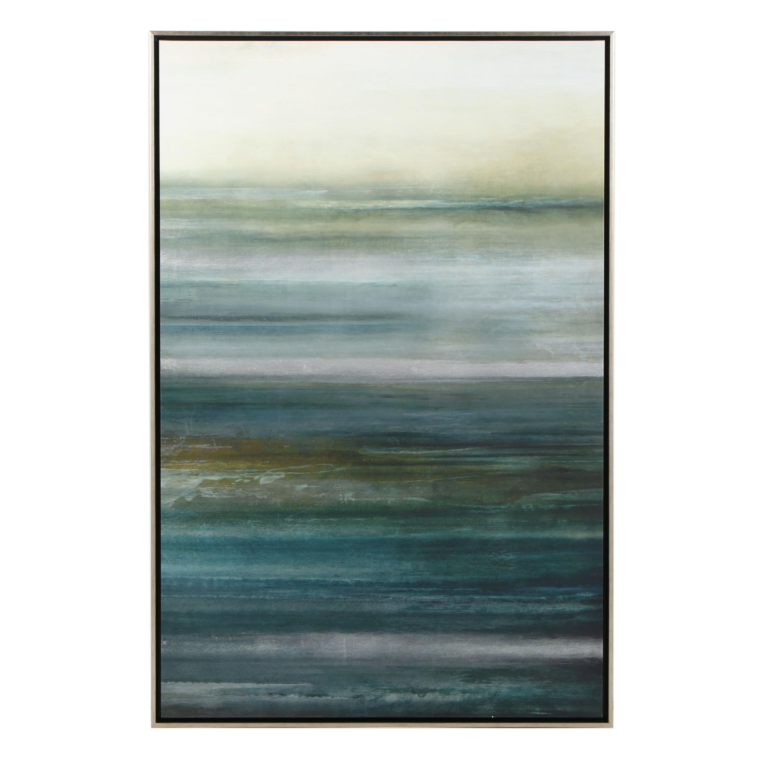 Contemporary Abstract Embellished Giclee