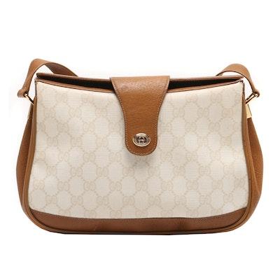 c7475f5a85d Gucci Accessory Collection GG Supreme Canvas Crossbody Bag