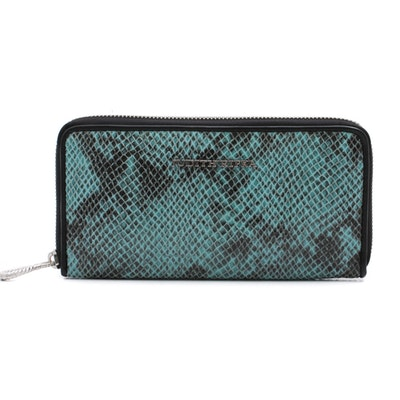 bf9752dea1c Gucci Accessory Collection GG Supreme Canvas Web Stripe Wallet and ...