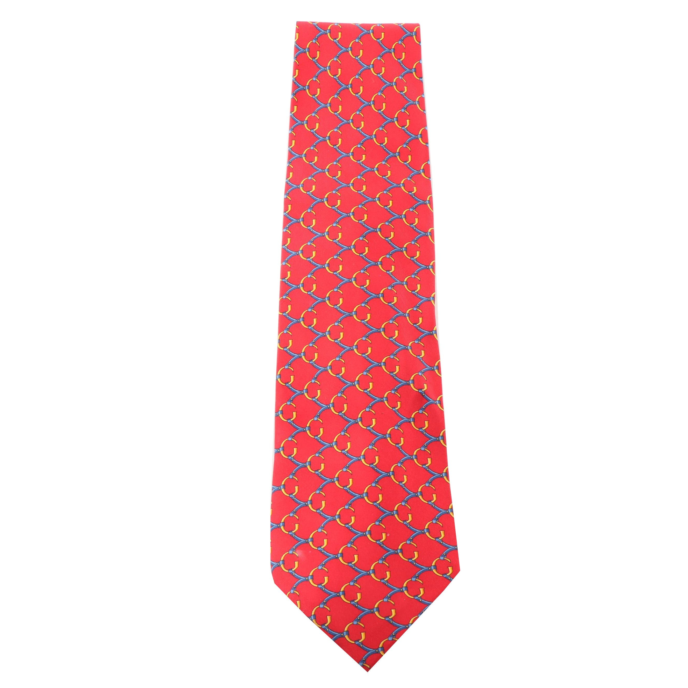 Gucci Italian Silk Necktie